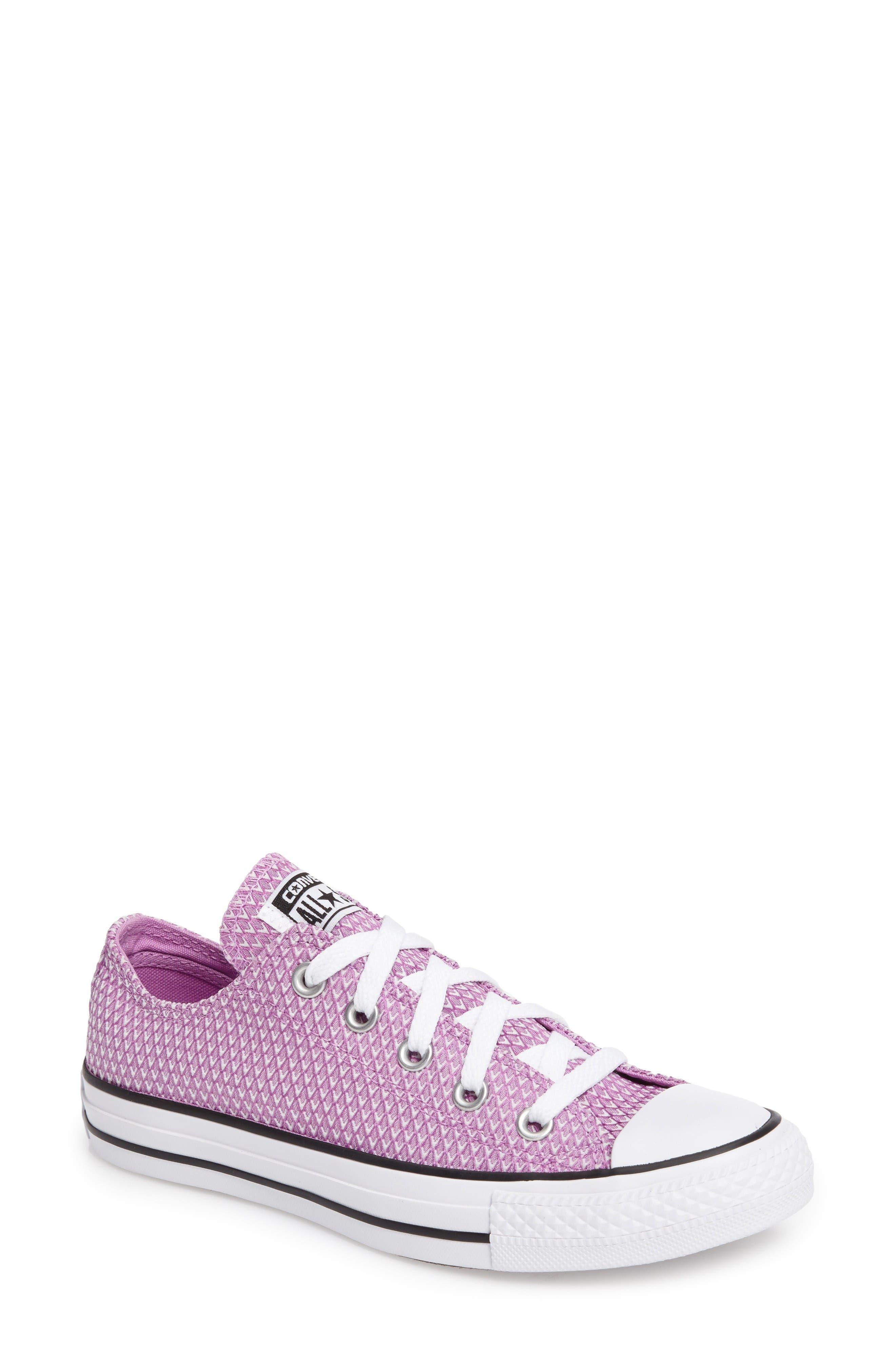 Converse Chuck Taylor® All Star® Woven Ox Sneaker (Women)