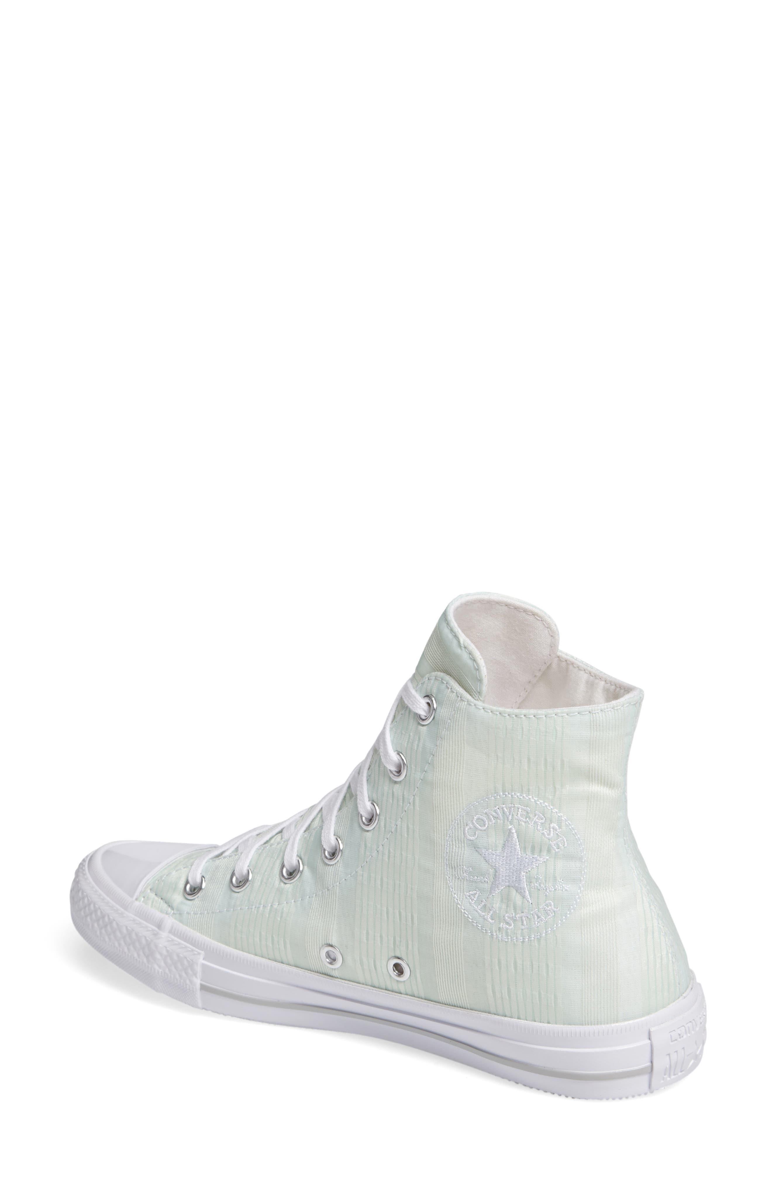 Alternate Image 2  - Converse Chuck Taylor® All Star® Gemma High Top Sneaker (Women)