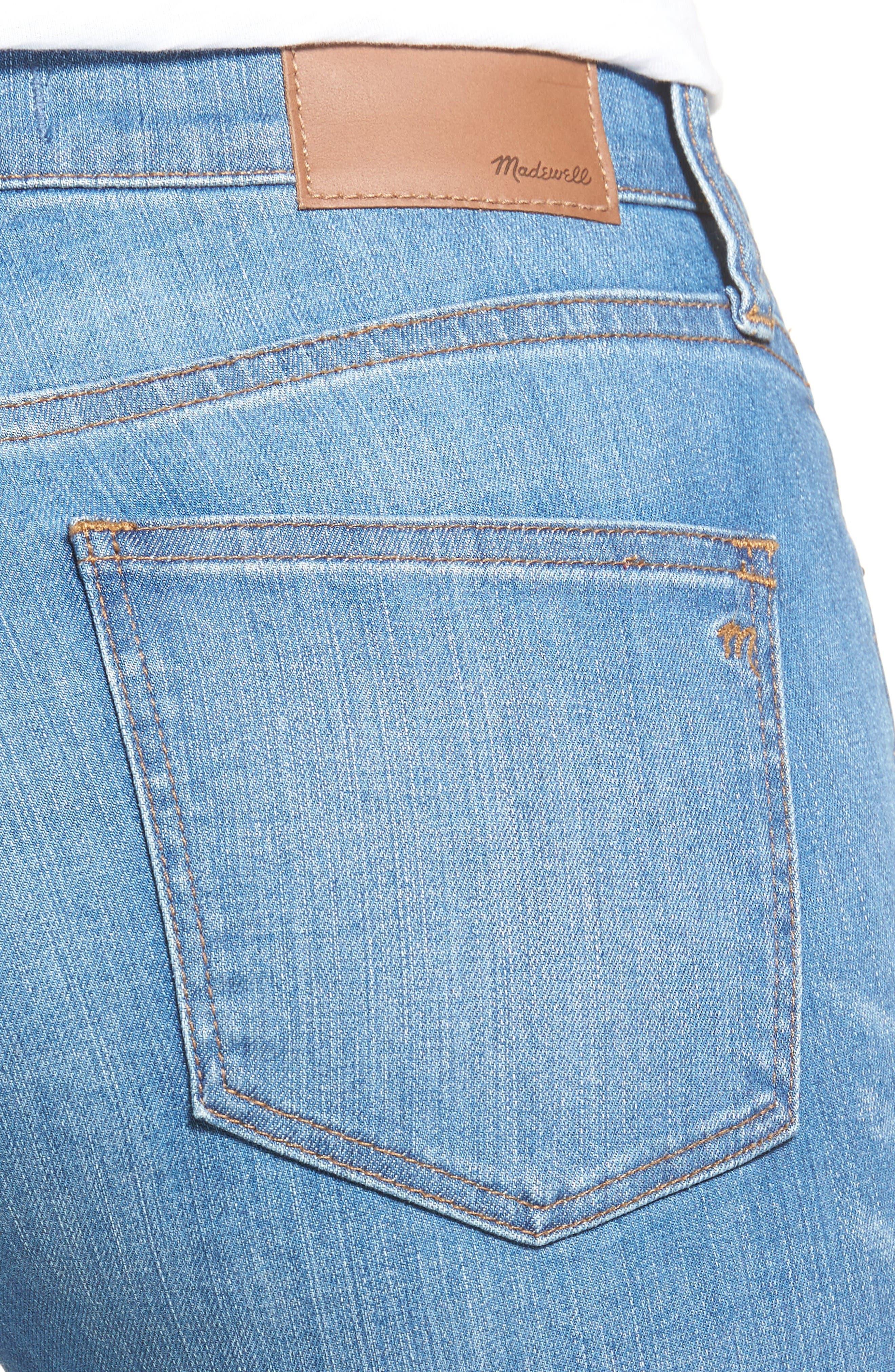 Alternate Image 5  - Madewell Cali Demi Boot Jeans (Fenton Wash)