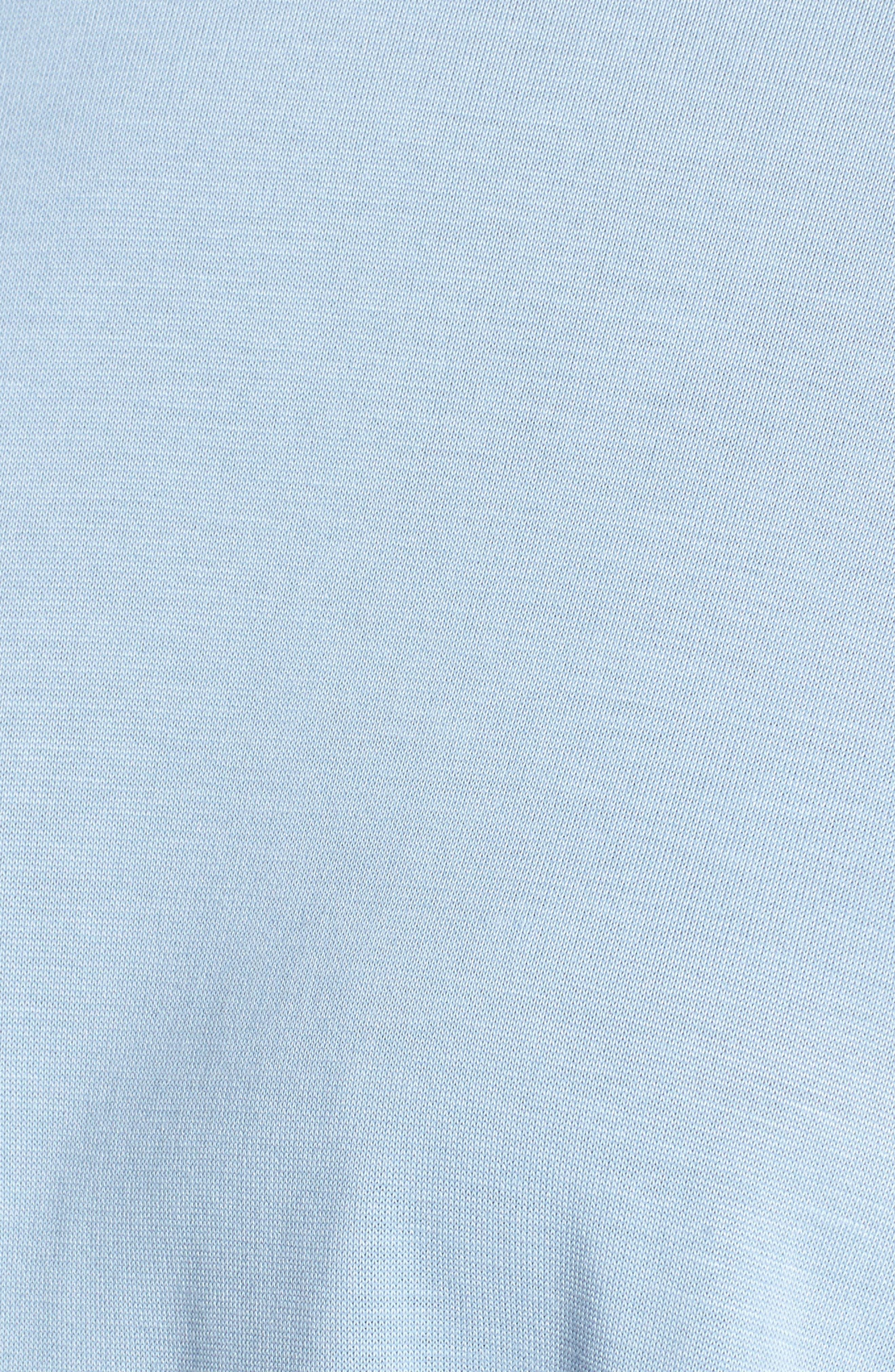 Alternate Image 5  - Lush Cold Shoulder Top