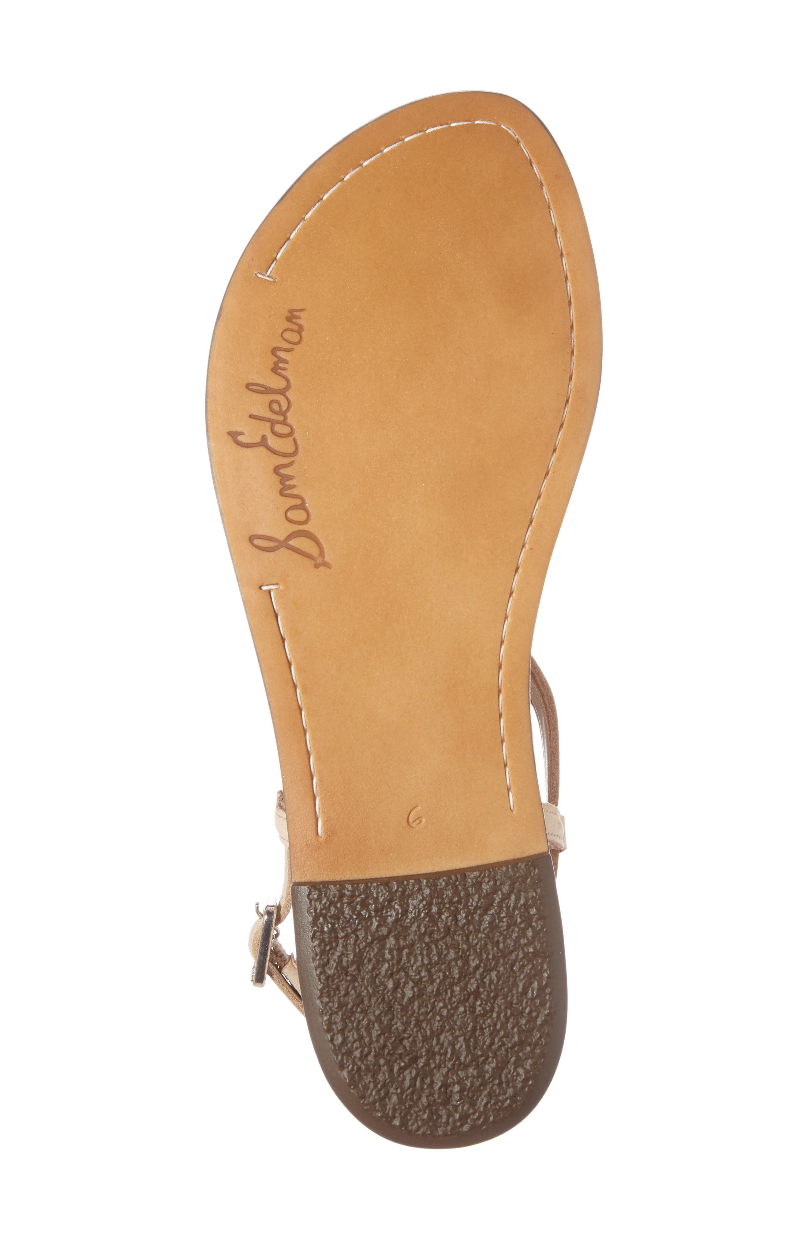Alternate Image 4  - Sam Edelman Gates Sandal (Women)