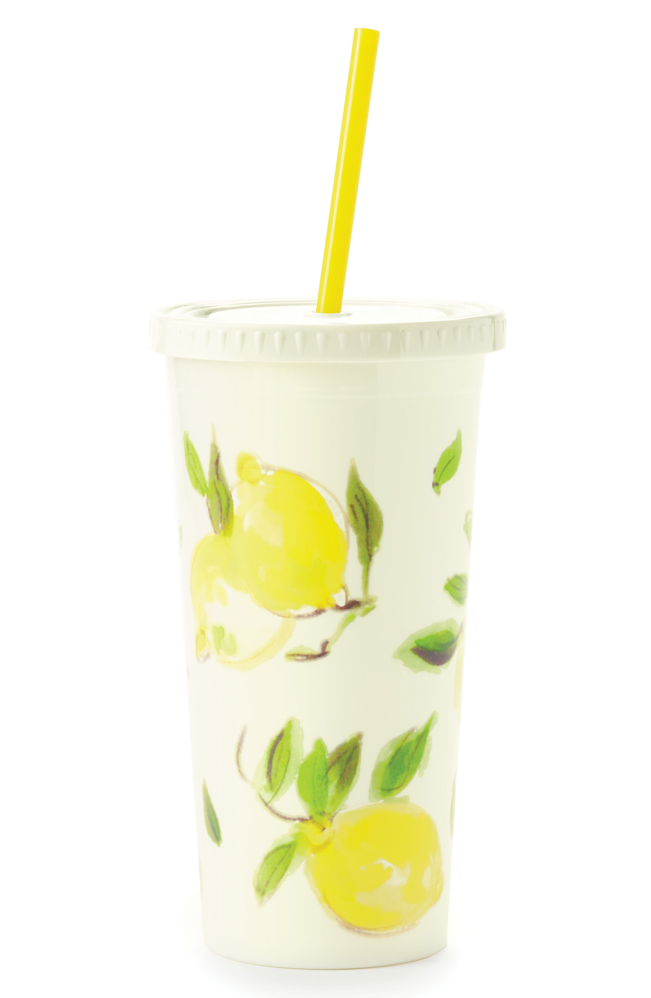 Alternate Image 1 Selected - kate spade new york lemon tumbler