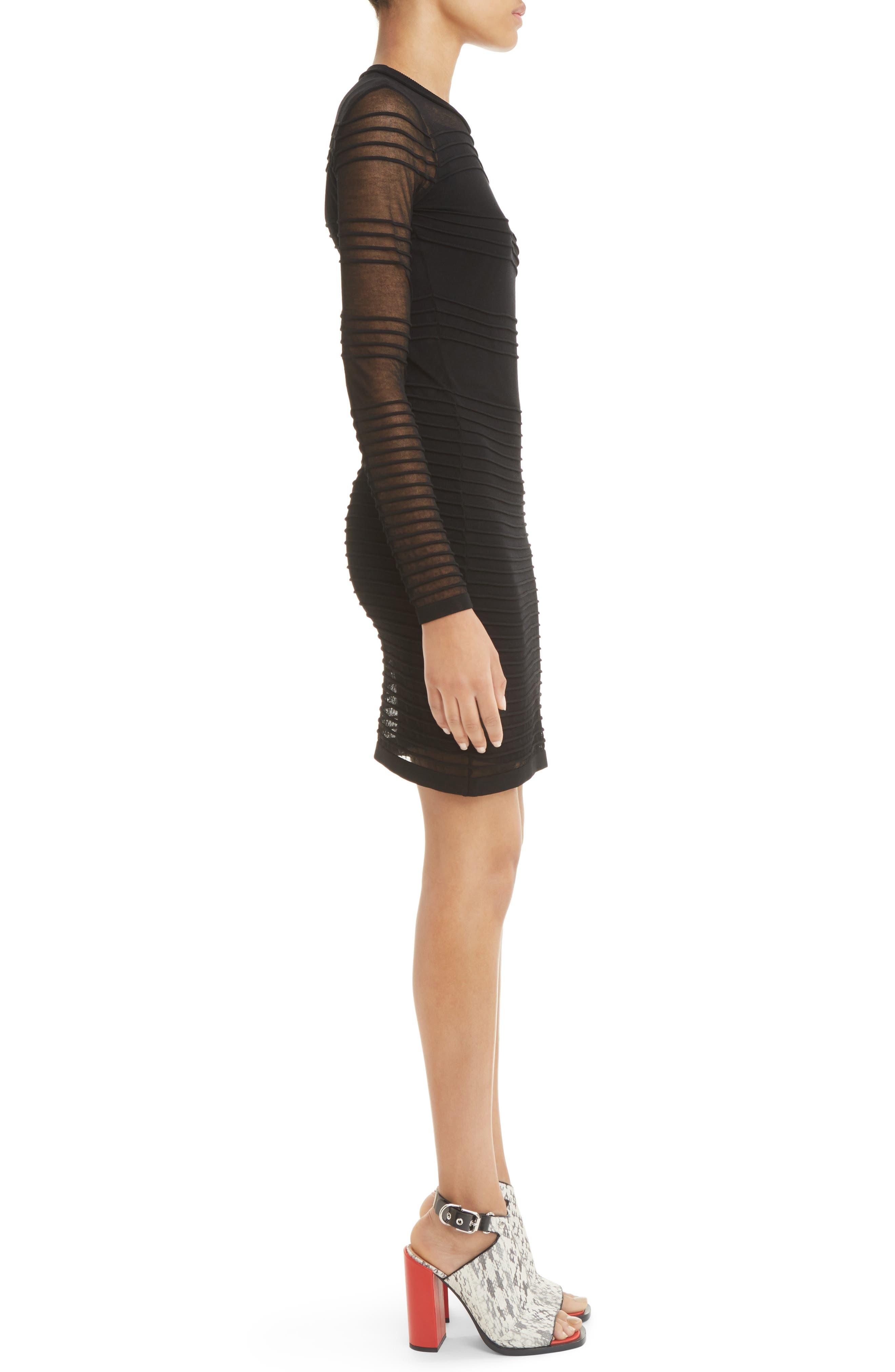 Alternate Image 3  - Carven Pintuck Knit Dress