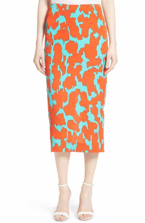 Orange Skirts: A-Line, Pencil, Maxi, Miniskirts & More | Nordstrom