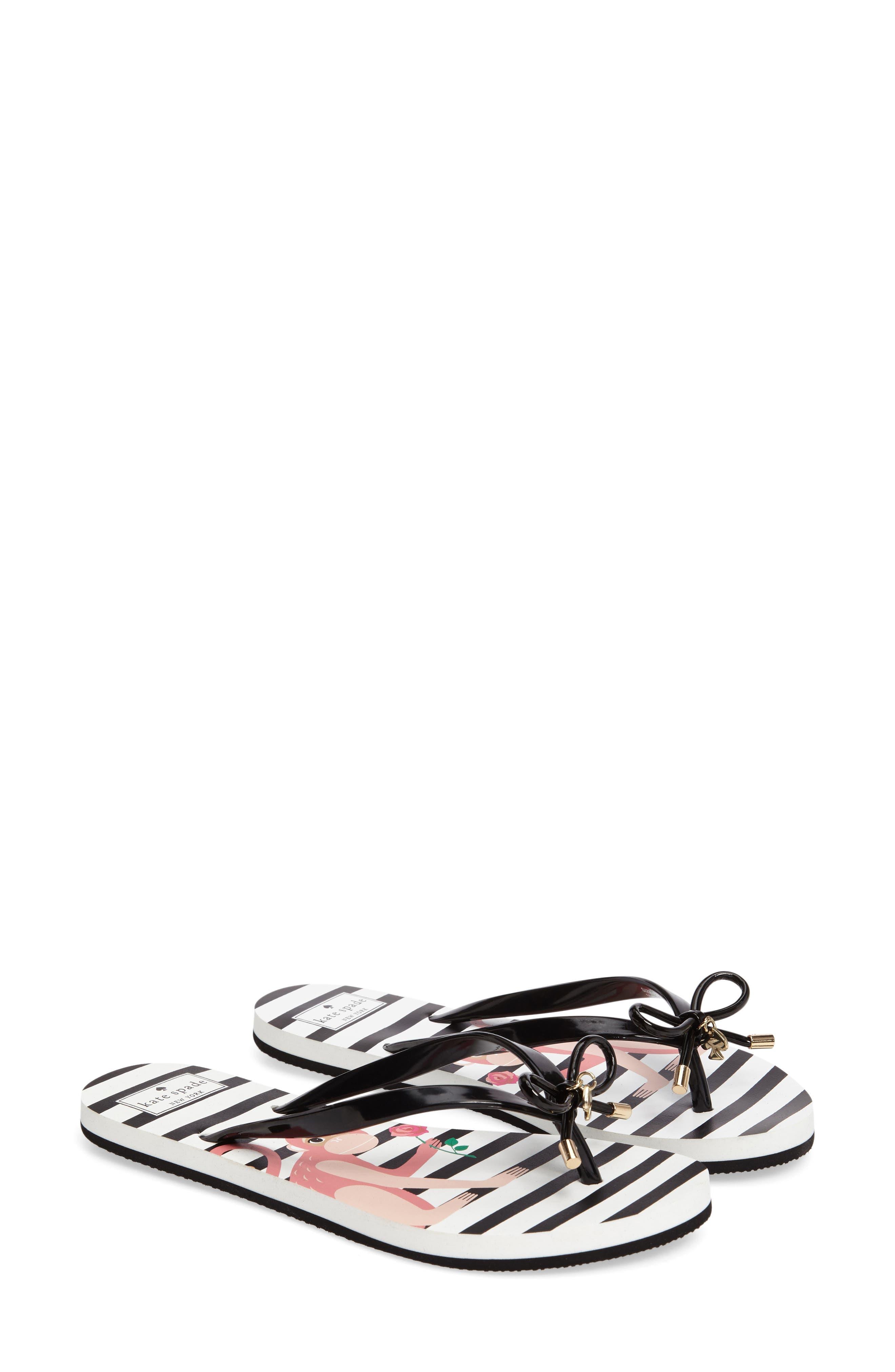 kate spade new york 'nova' flip flop (Women)