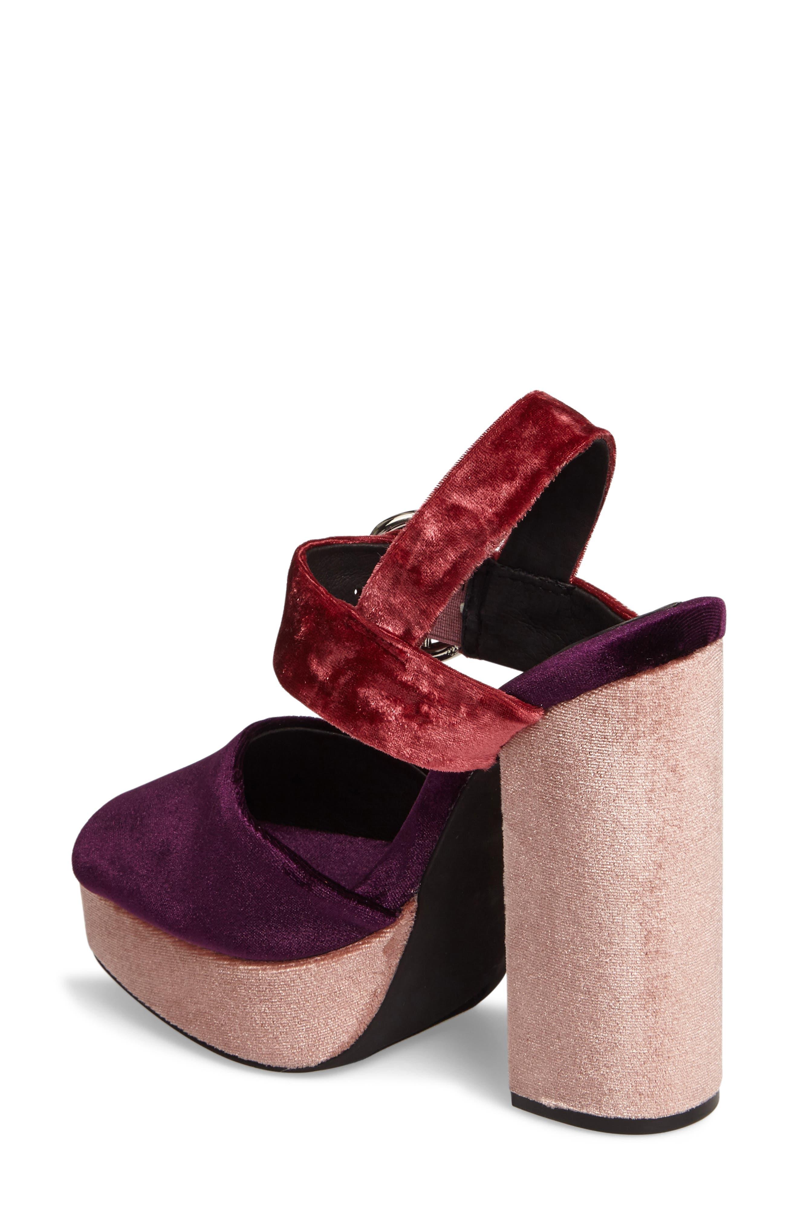 Alternate Image 2  - Jeffrey Campbell Mitra Platform Sandal (Women)