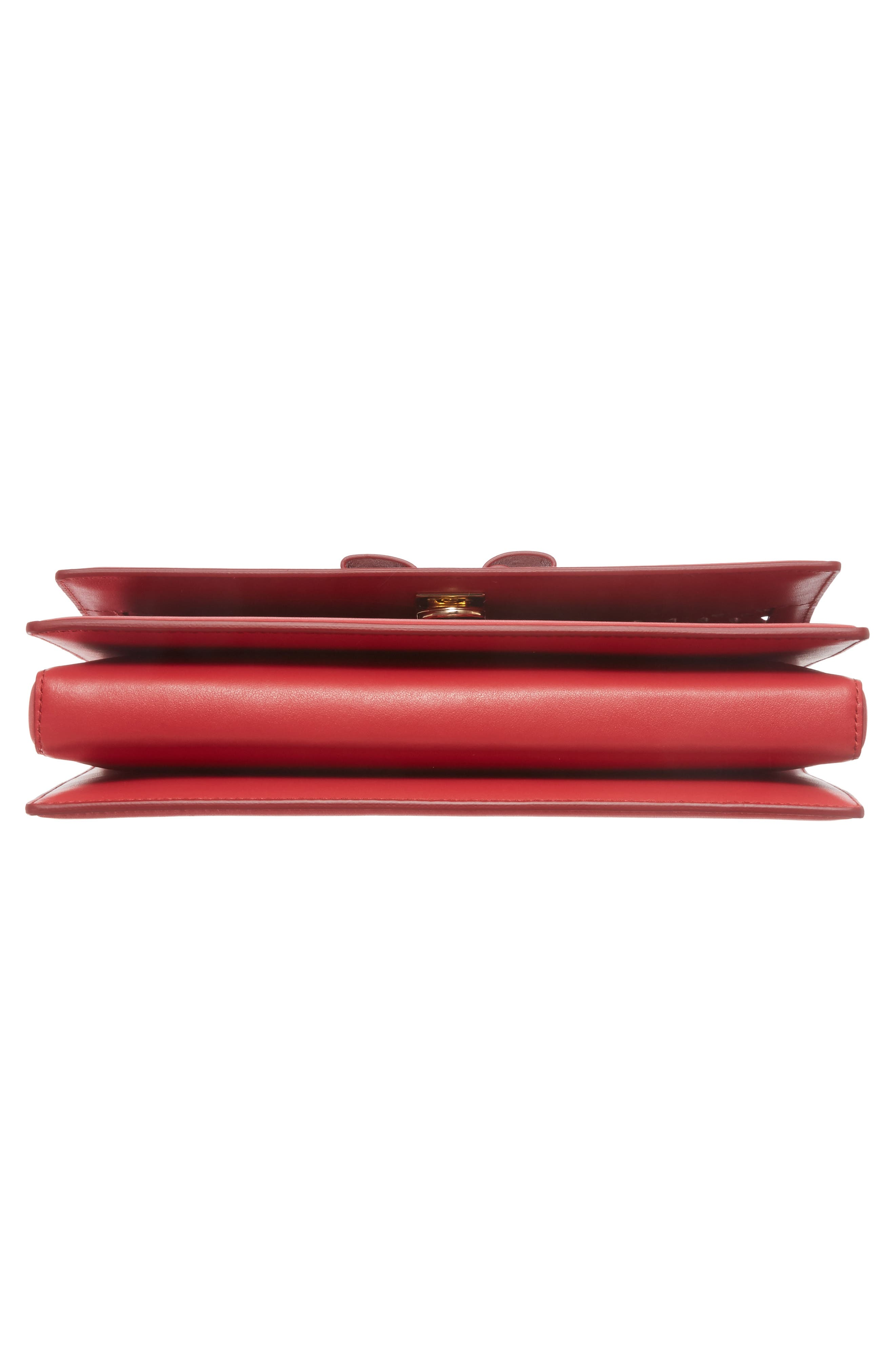 Alternate Image 5  - Salvatore Ferragamo Medium Ginny Leather Shoulder Bag