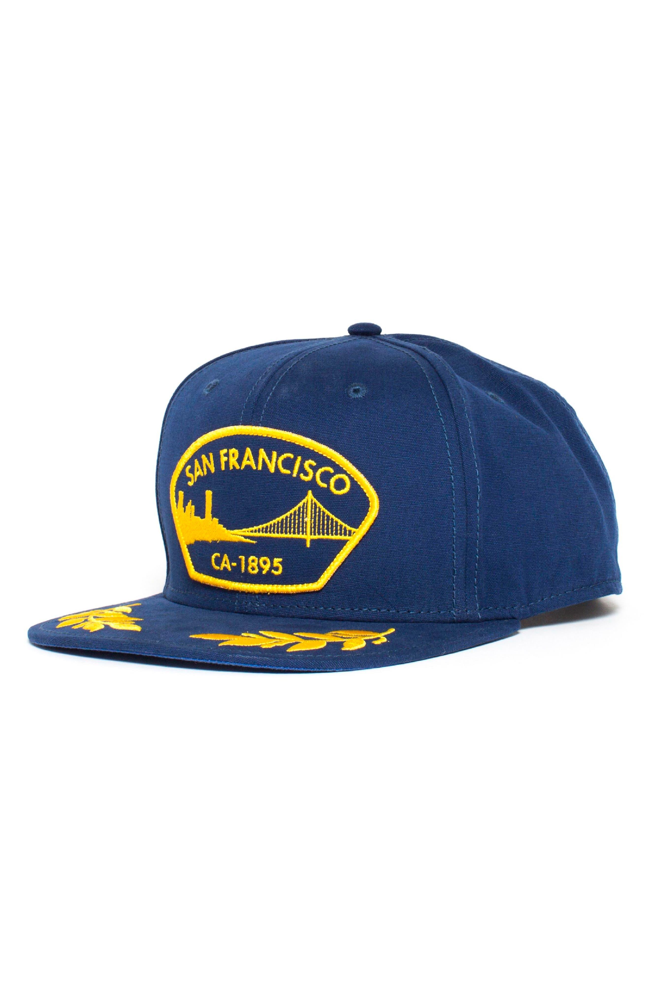 Goorin Brothers 'San Francisco' Baseball Cap