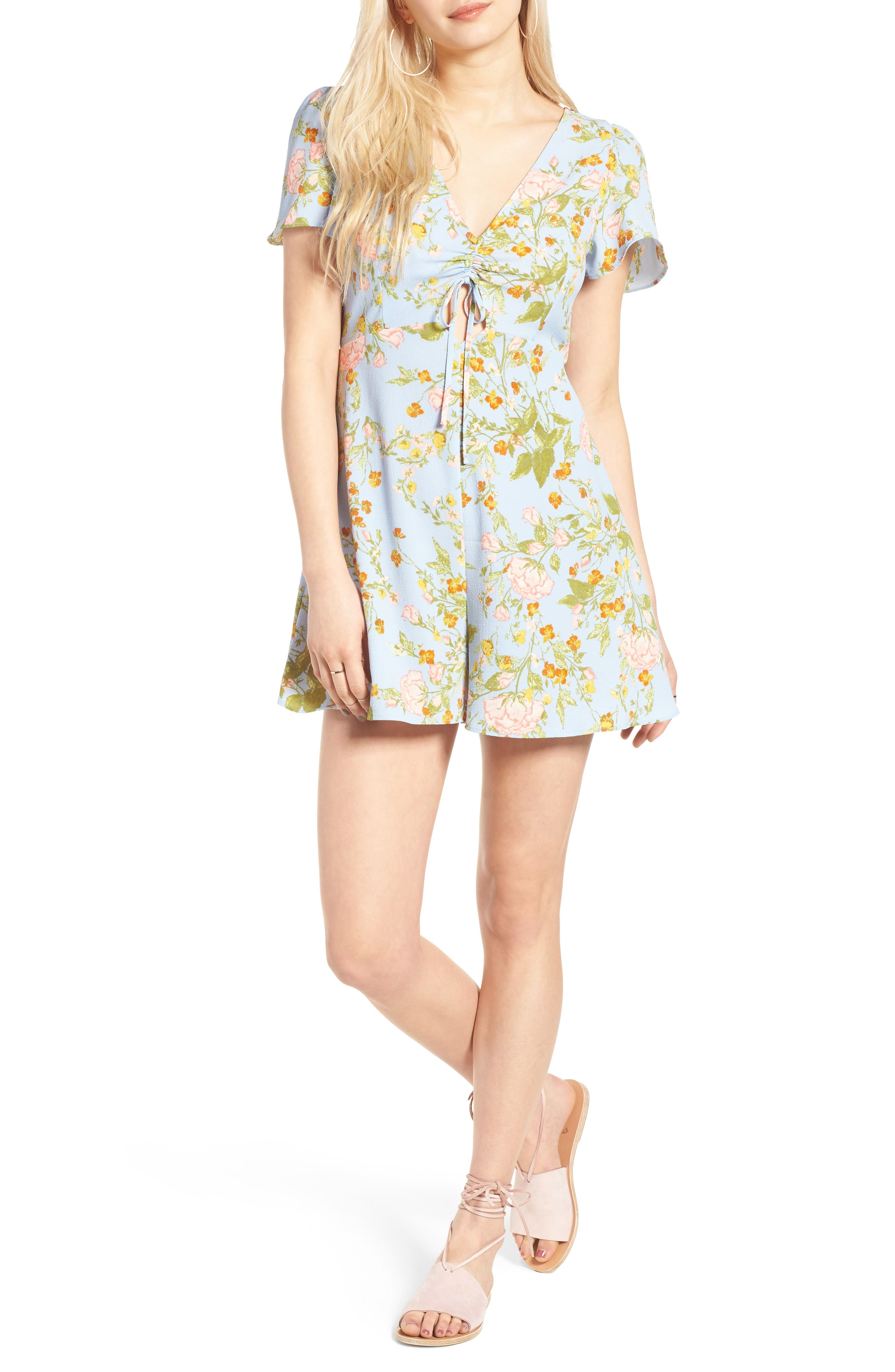 Leith Keyhole Romper