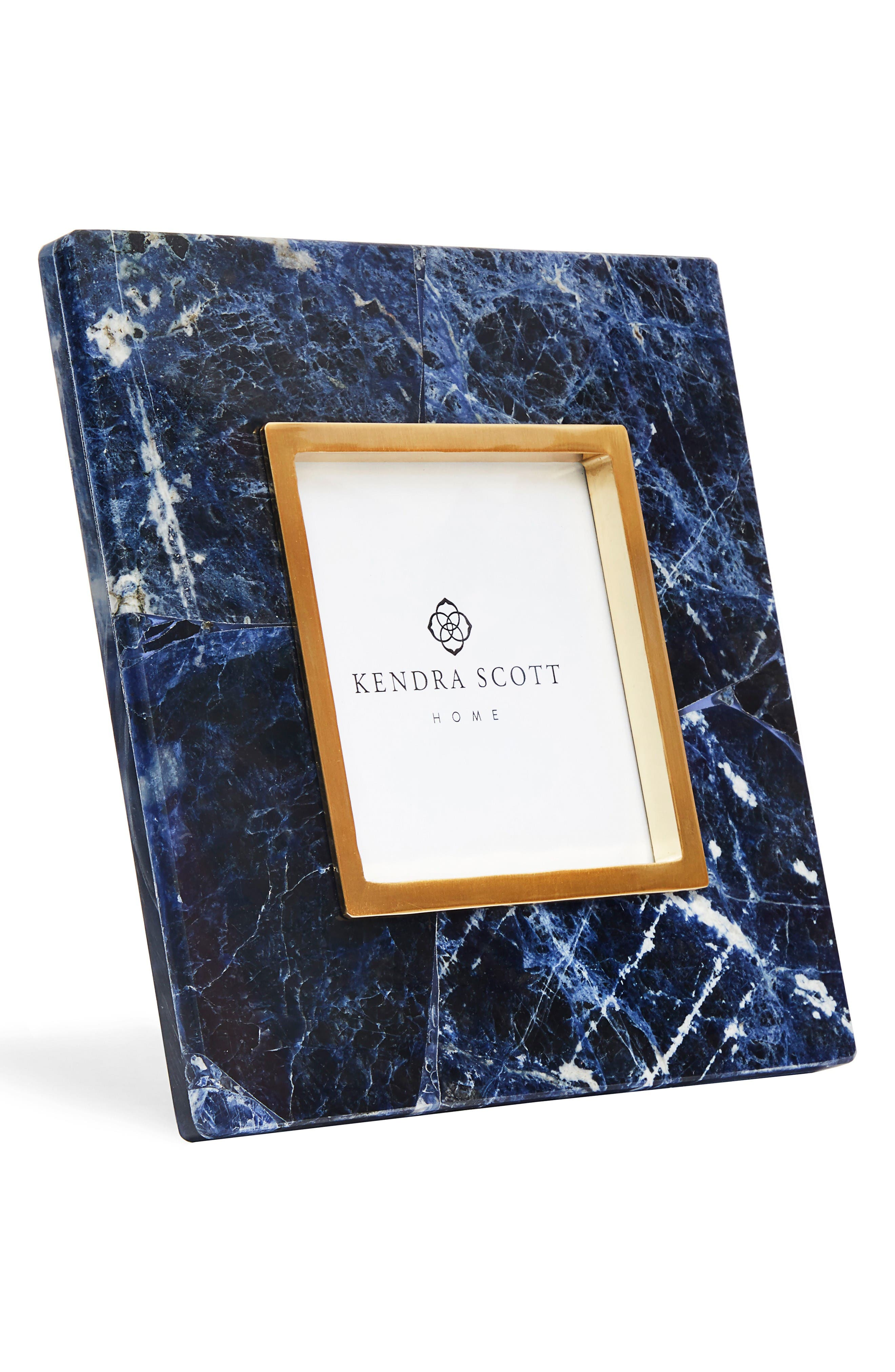 Kendra Scott Square Stone Slab Picture Frame