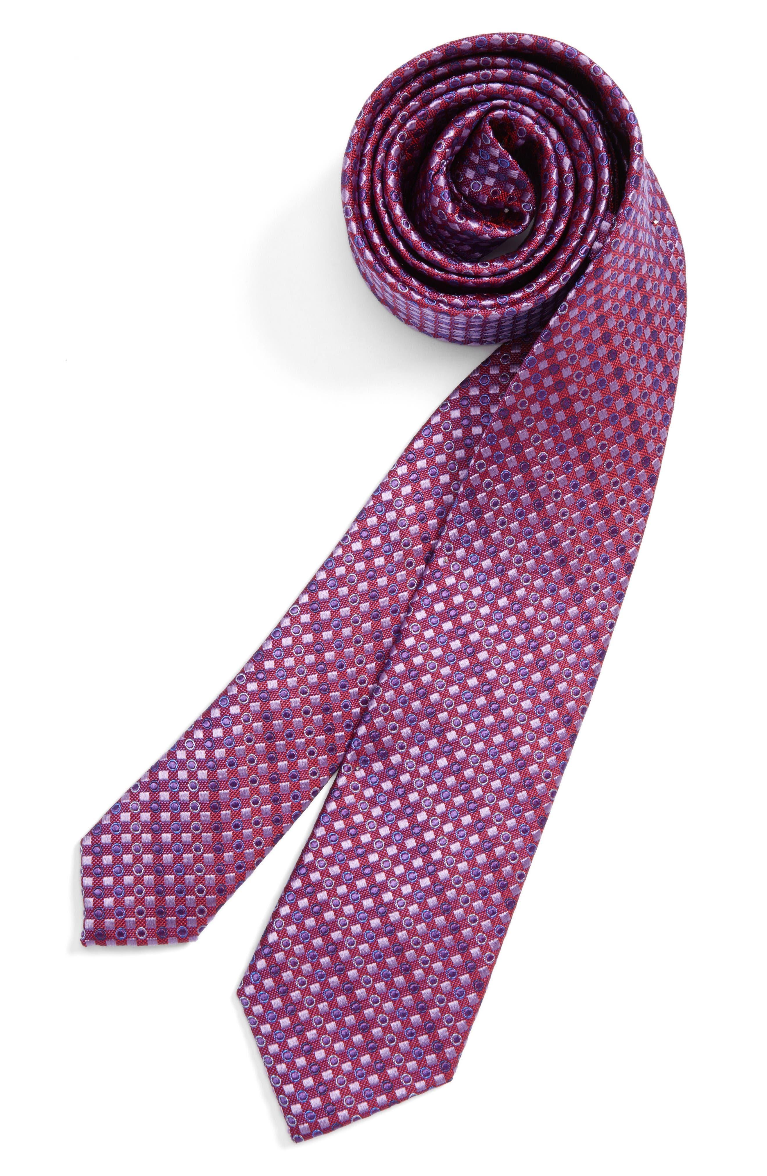 MICHAEL KORS Neat Silk Tie