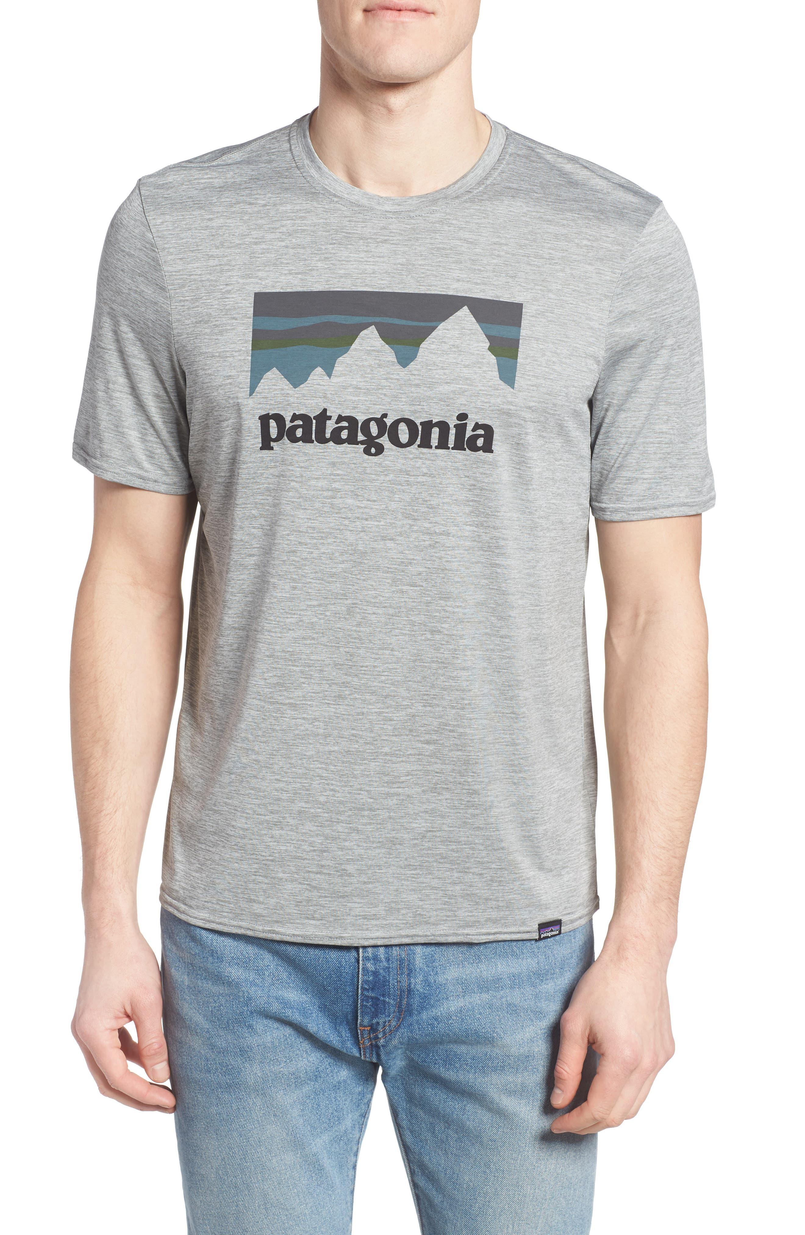 Patagonia Capilene® Daily Regular Fit T-Shirt