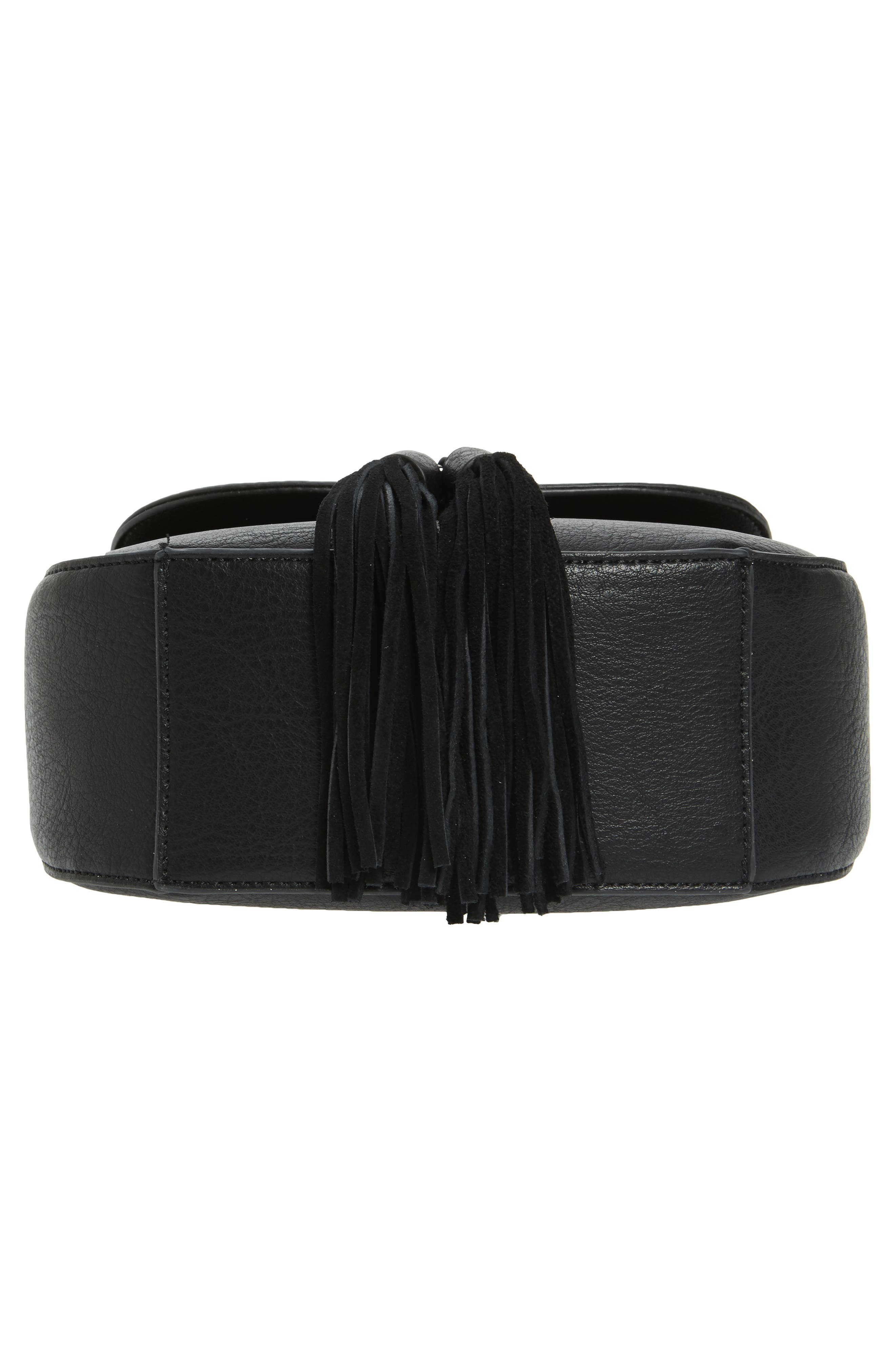 Alternate Image 4  - Phase 3 Tassel Crossbody Bag