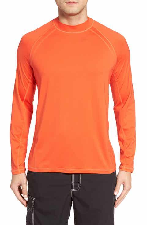 Tommy Bahama Surf Chaser Crewneck T-Shirt (Big   Tall)