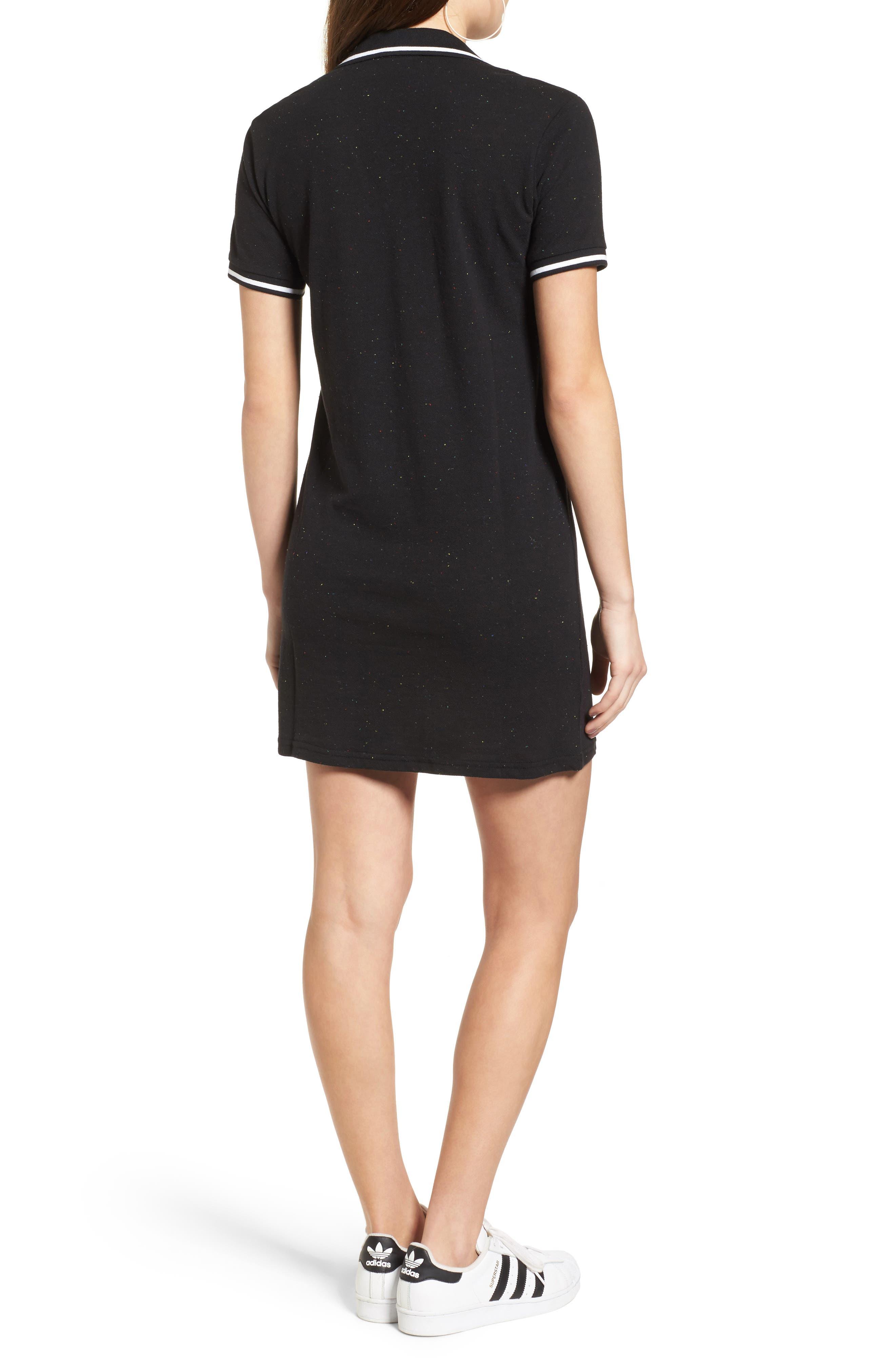 Alternate Image 2  - Obey No. 89 Stretch Cotton Polo Dress
