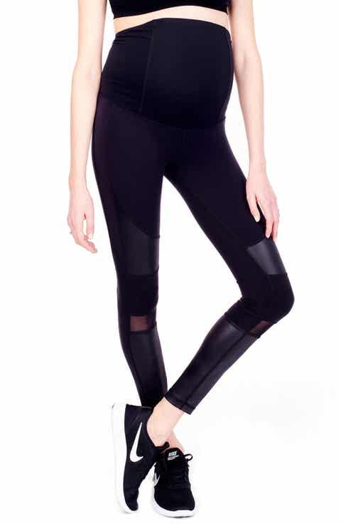 Ingrid   Isabel® Moto Maternity Leggings