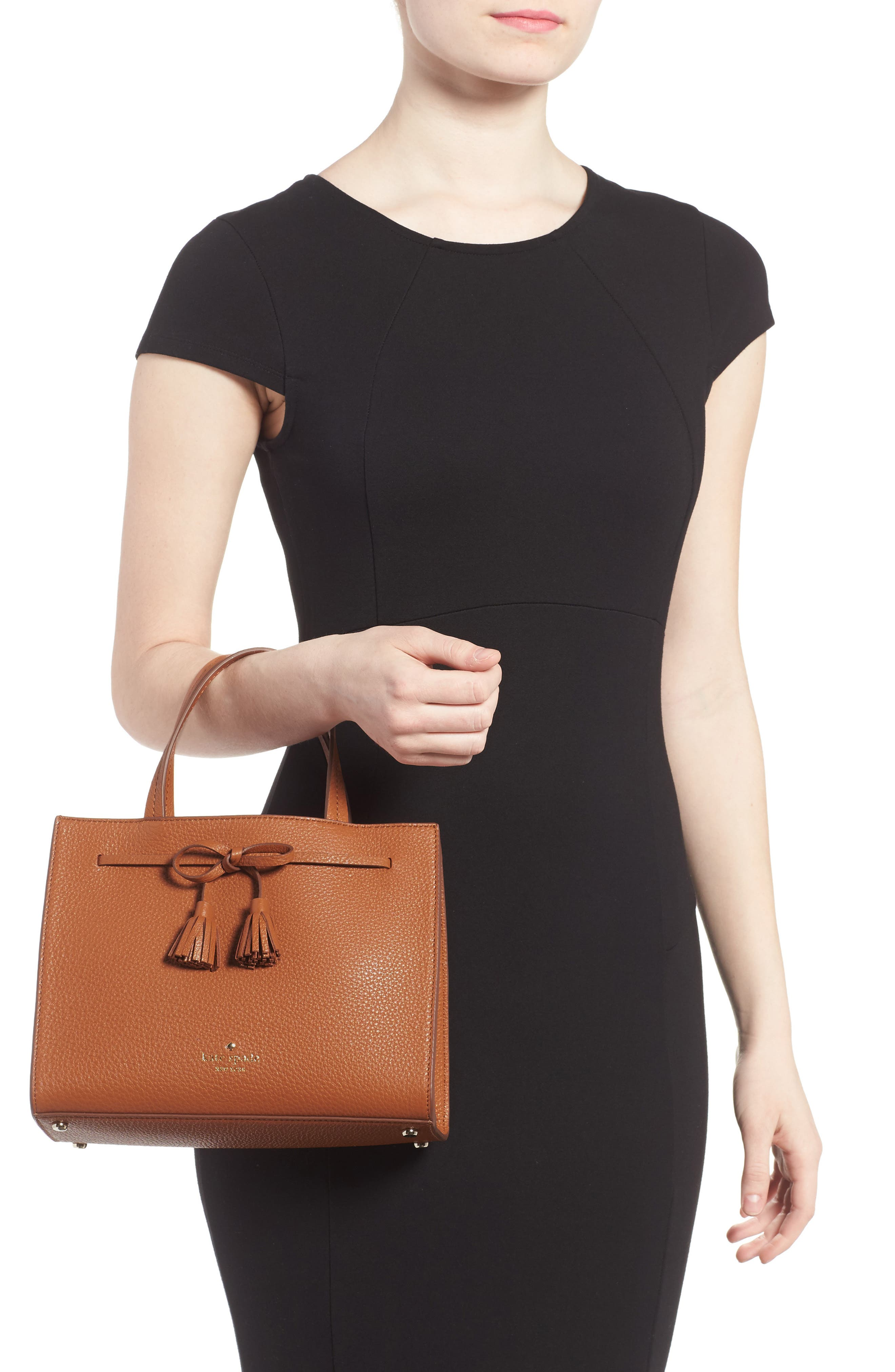 Alternate Image 2  - kate spade new york hayes street small isobel leather satchel