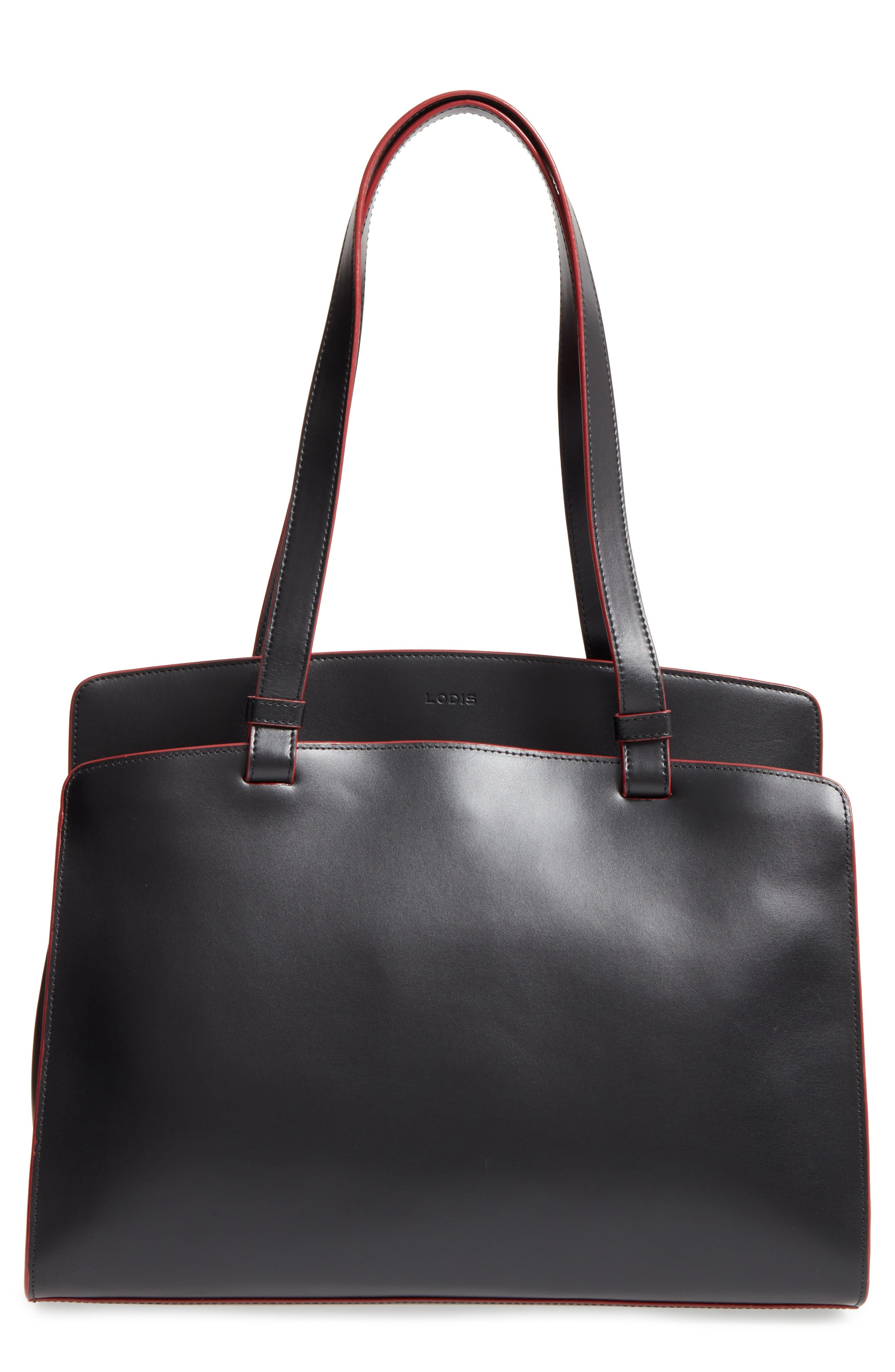 Lodis Audrey Collection - Jana Leather Tote