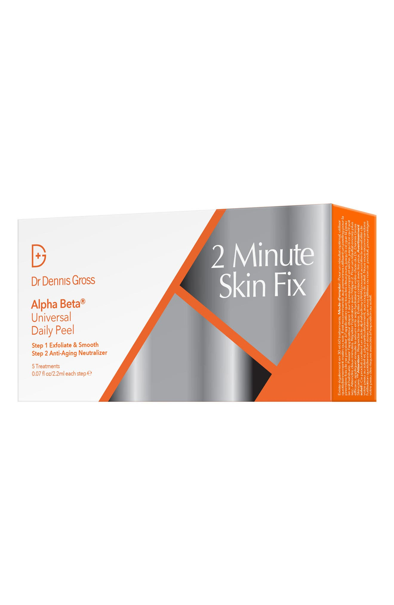 DR. DENNIS GROSS SKINCARE Mini Alpha Beta® Universal
