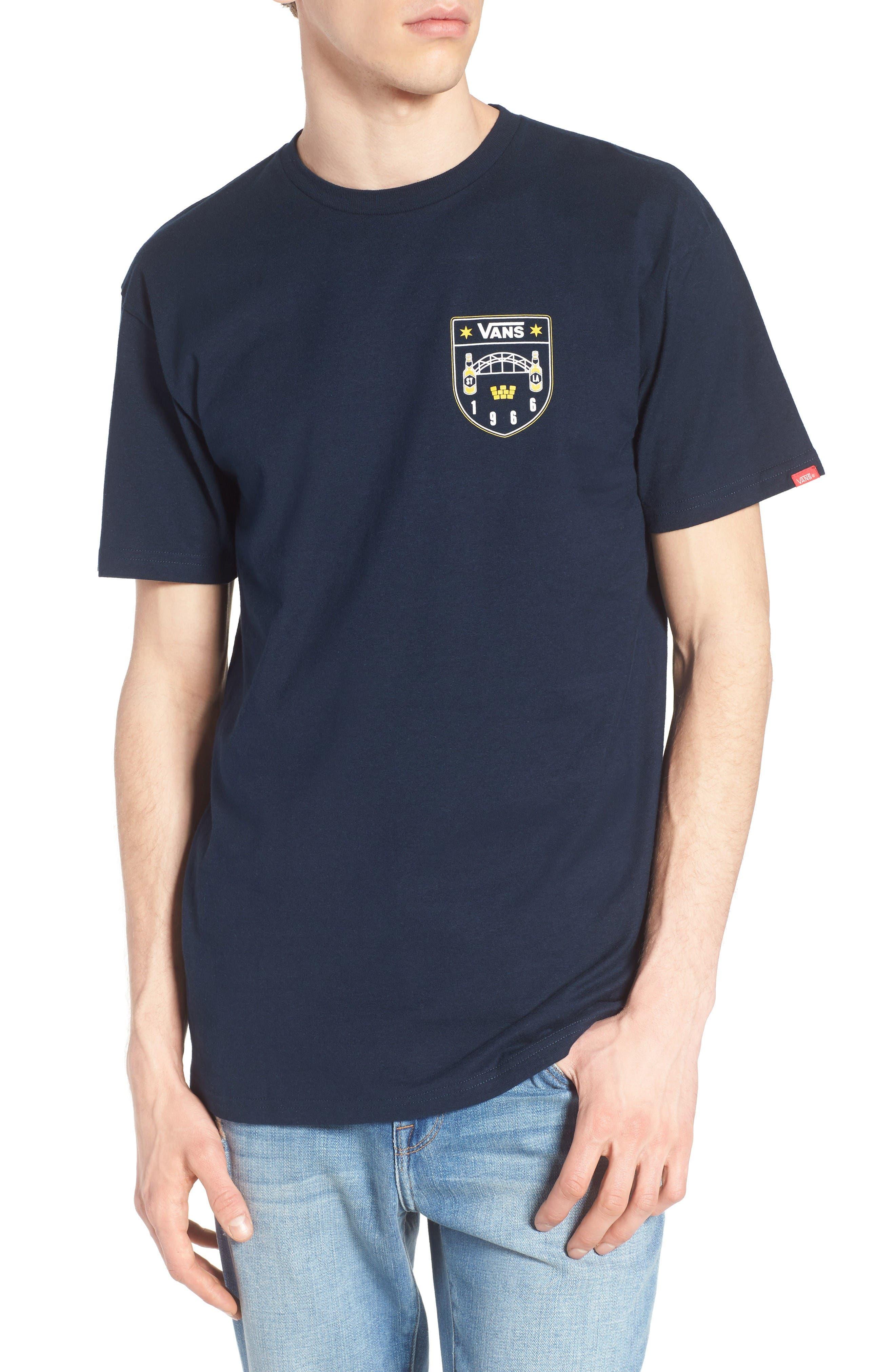 Vans Chima Bridge Graphic T-Shirt