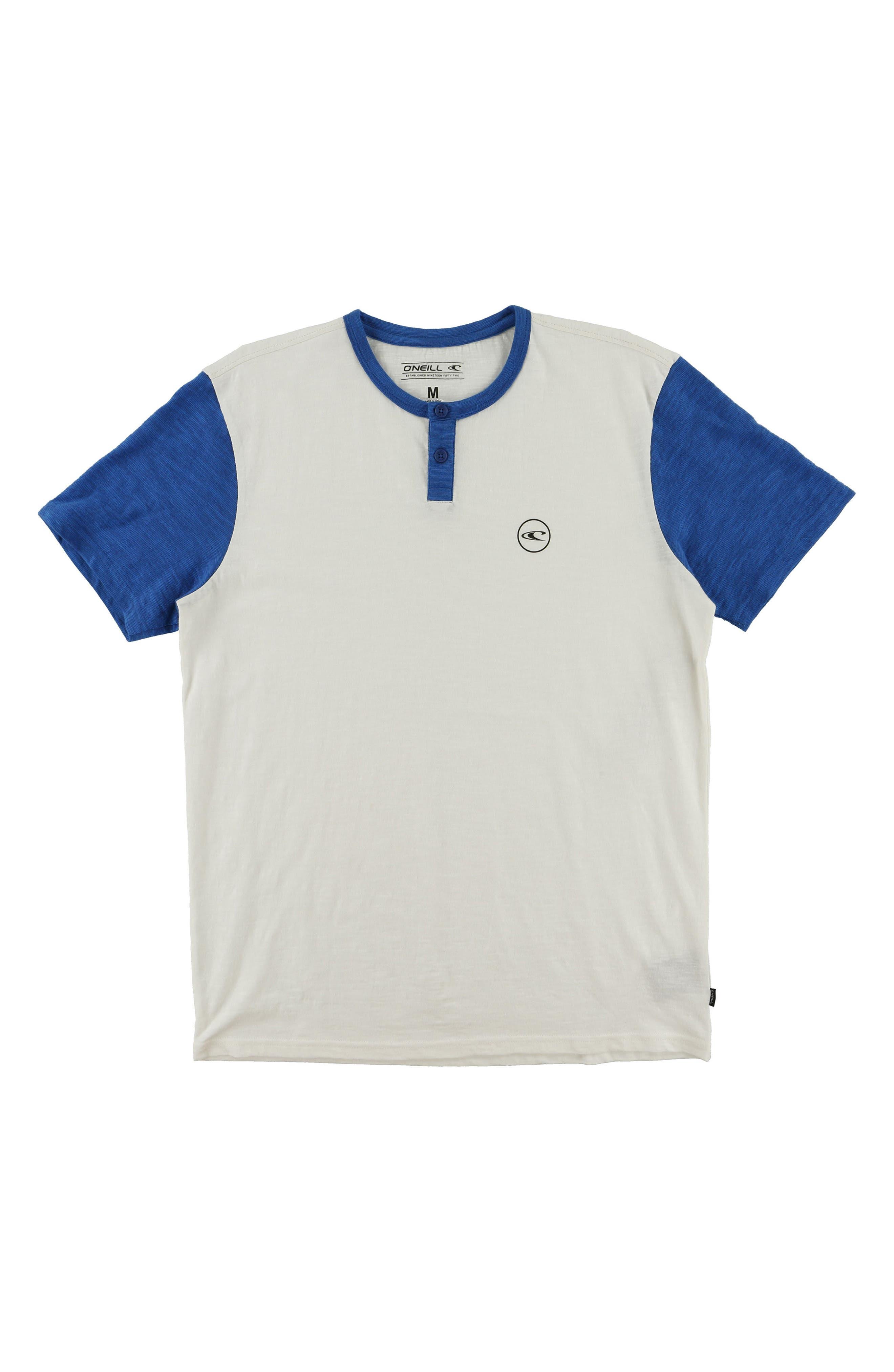 O'Neill The Bay Henley T-Shirt (Big Boys)