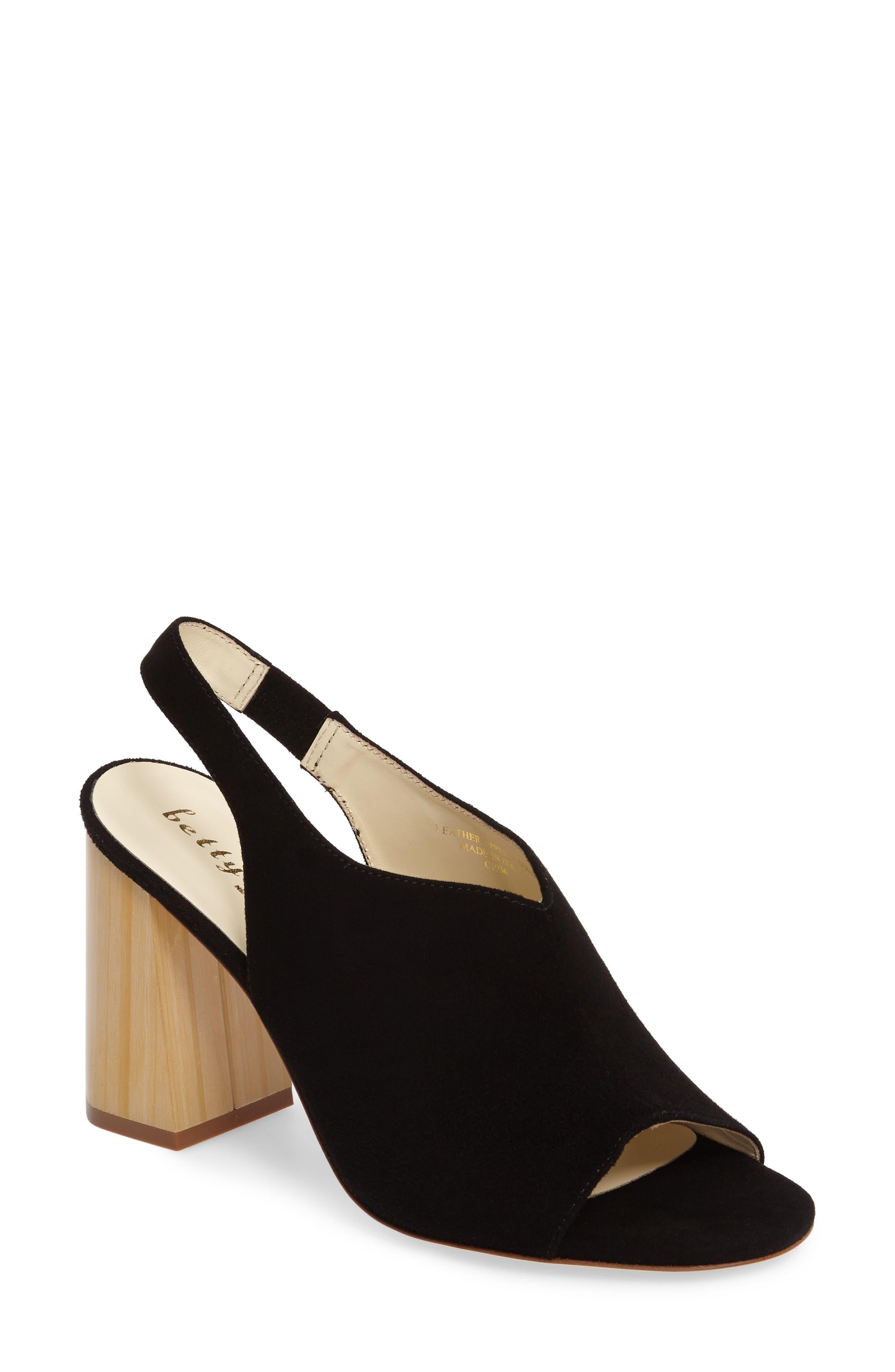 Bettye Muller Posh Slingback Sandal (Women)