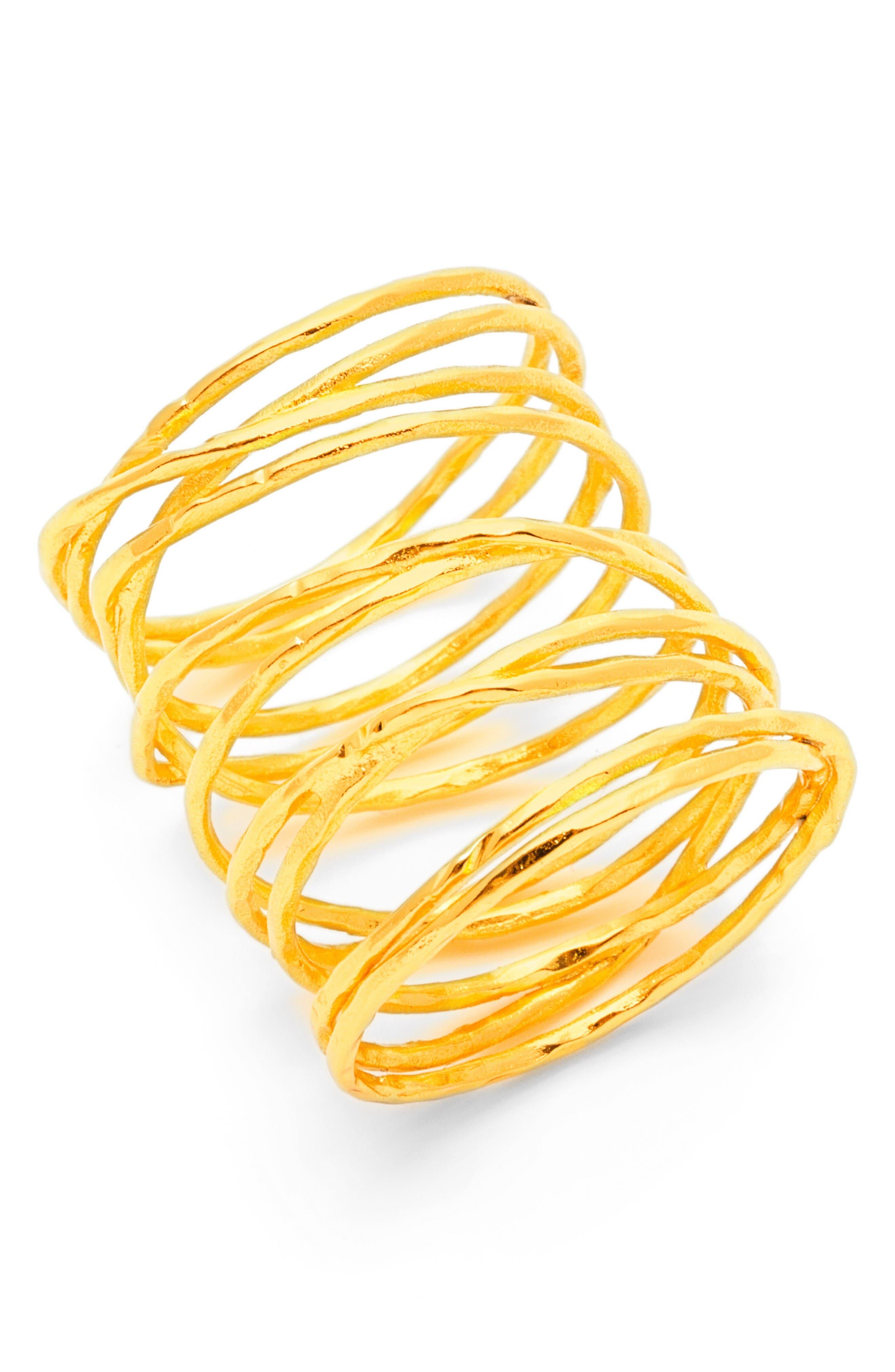 Alternate Image 2  - gorjana 'Lola' Coil Ring
