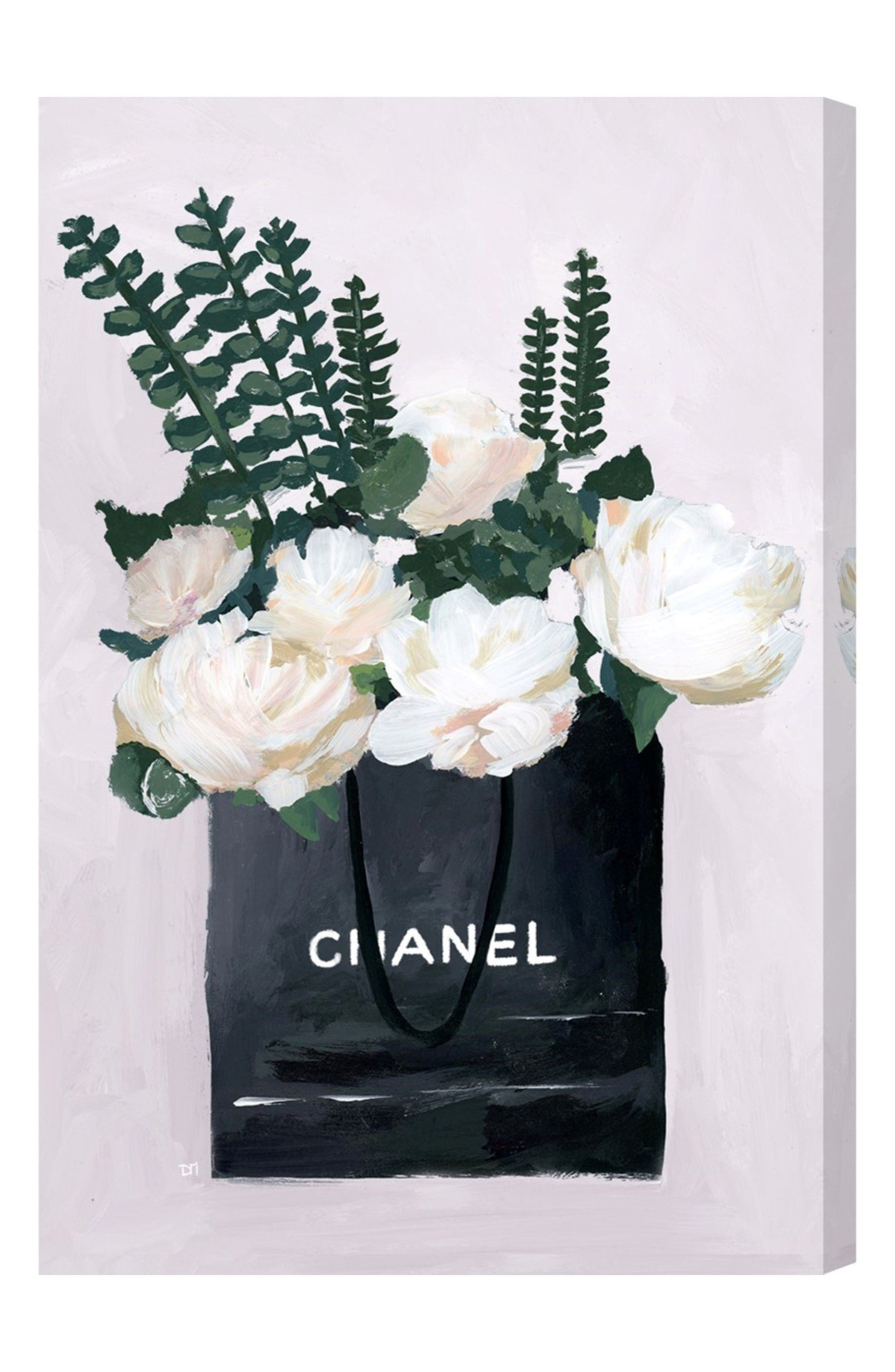Oliver Gal Precious Finds Canvas Wall Art