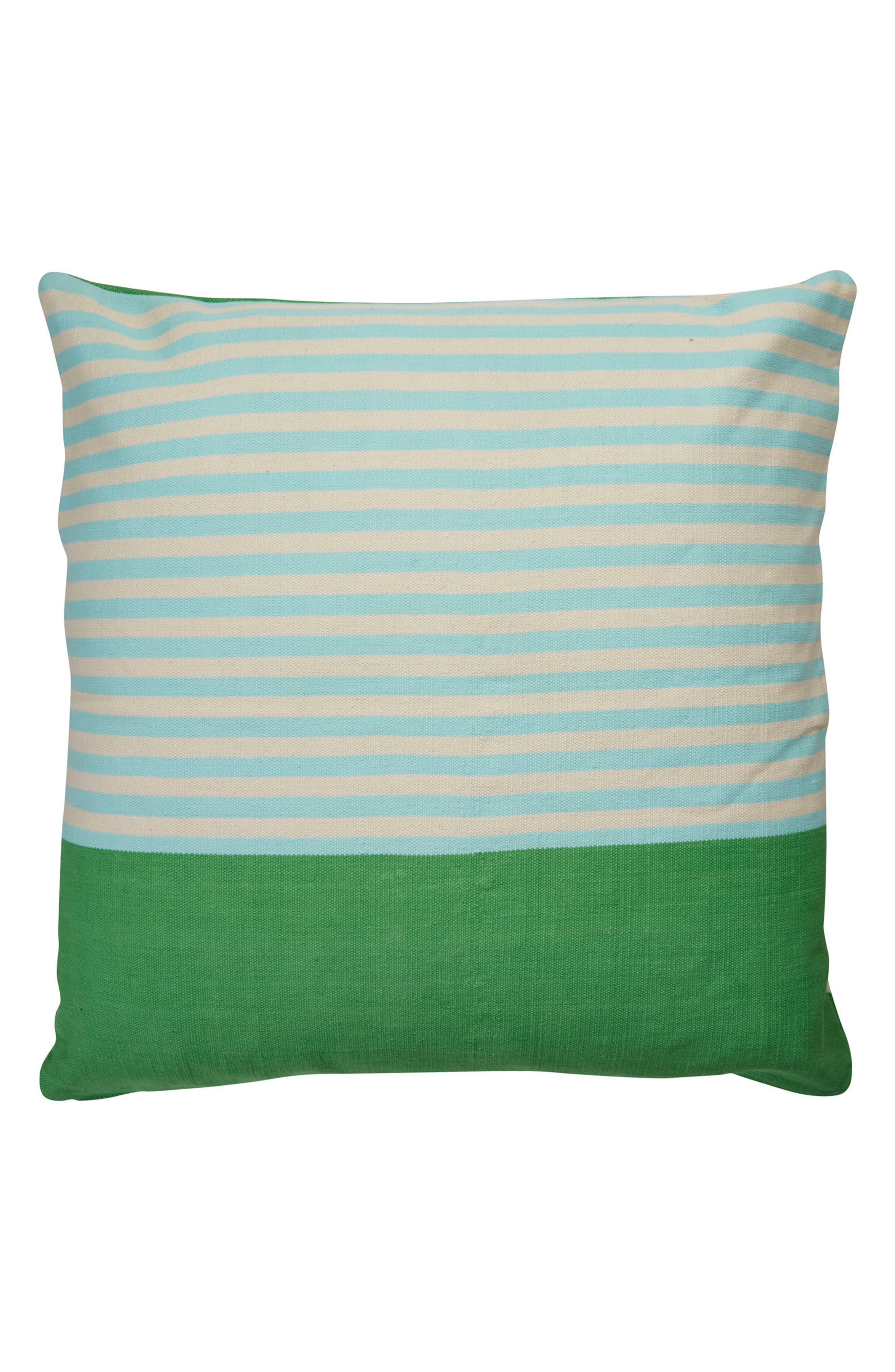 Alternate Image 2  - kate spade new york double stripe accent pillow