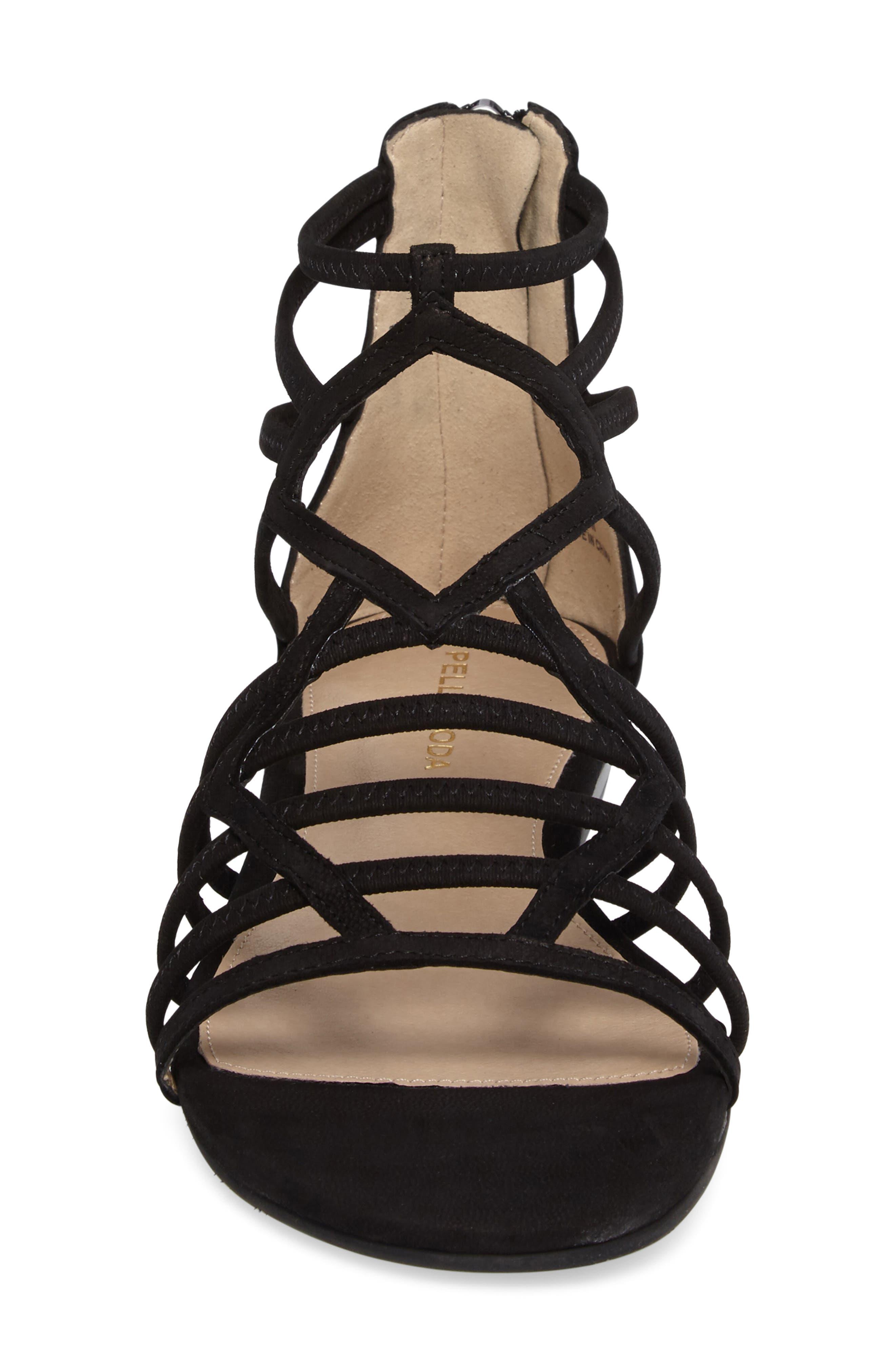 Alternate Image 4  - Pelle Moda Brazil Strappy Sandal (Women)