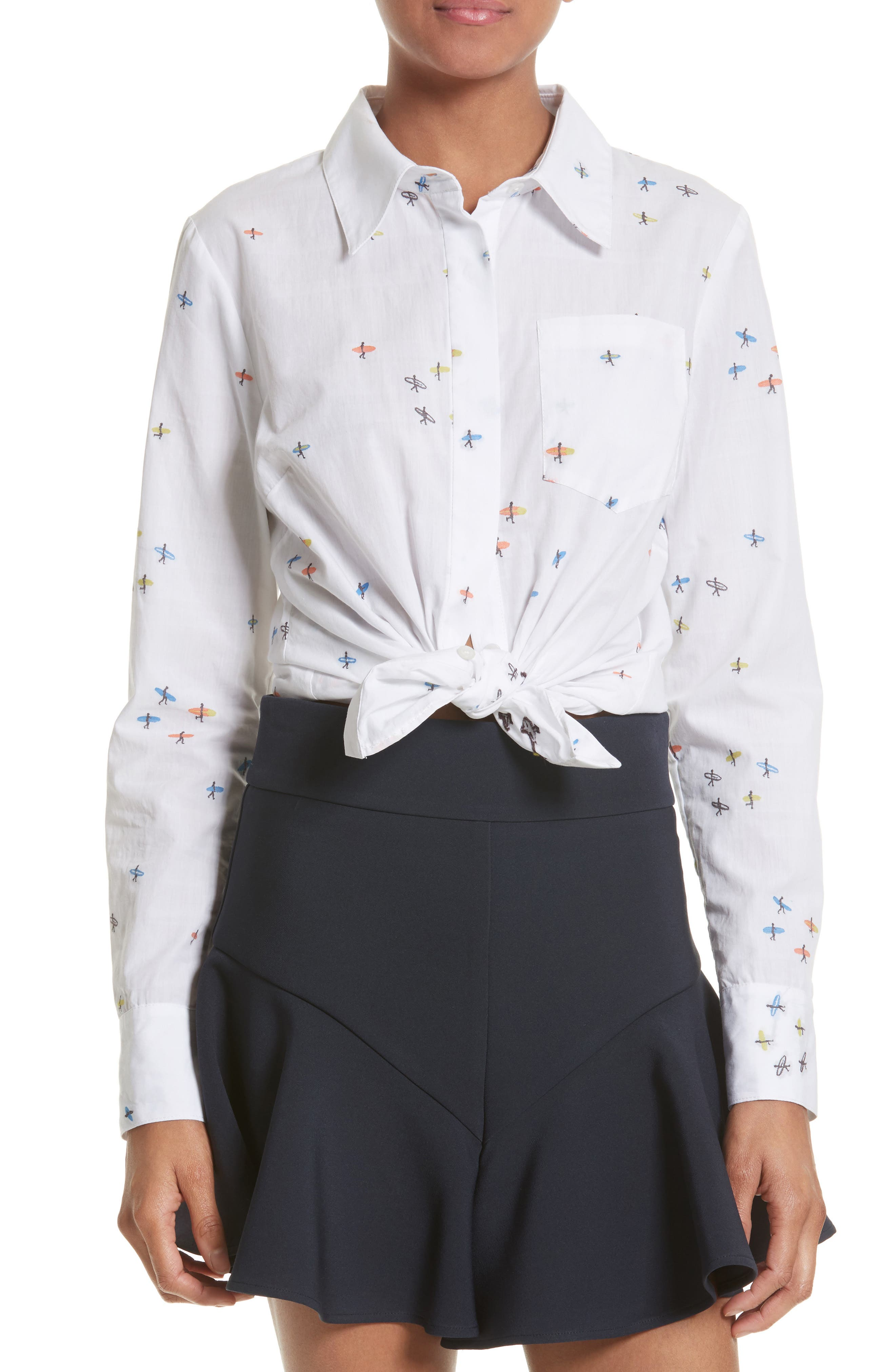 Milly Cotton Shirt