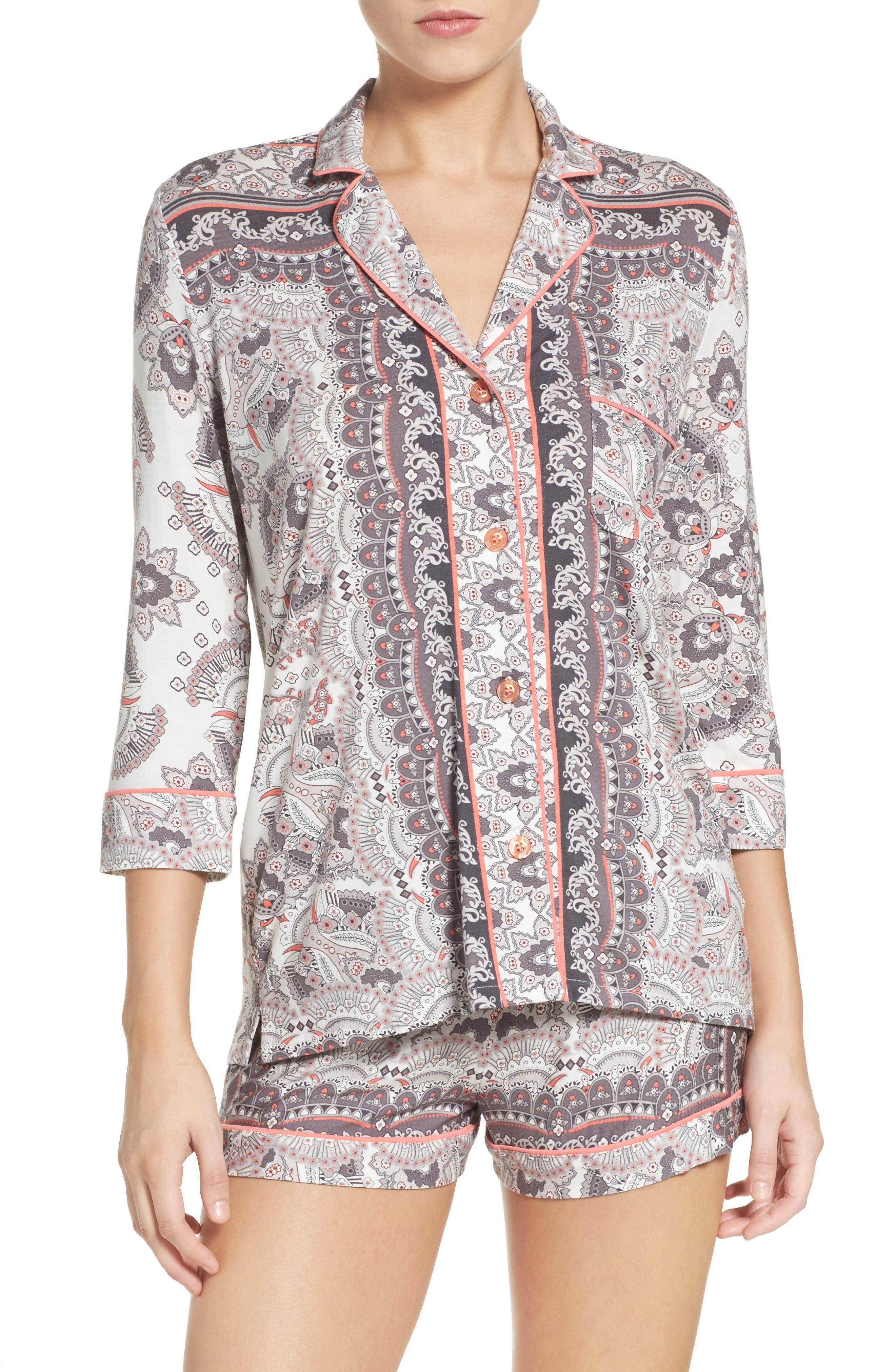 Main Image - PJ Salvage Short Pajamas