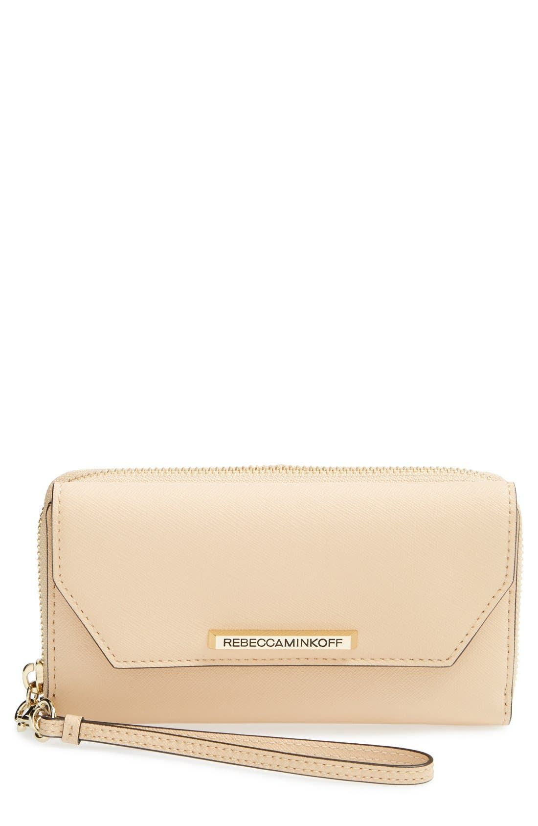 Alternate Image 1 Selected - Rebecca Minkoff 'Monroe' Tech Wristlet