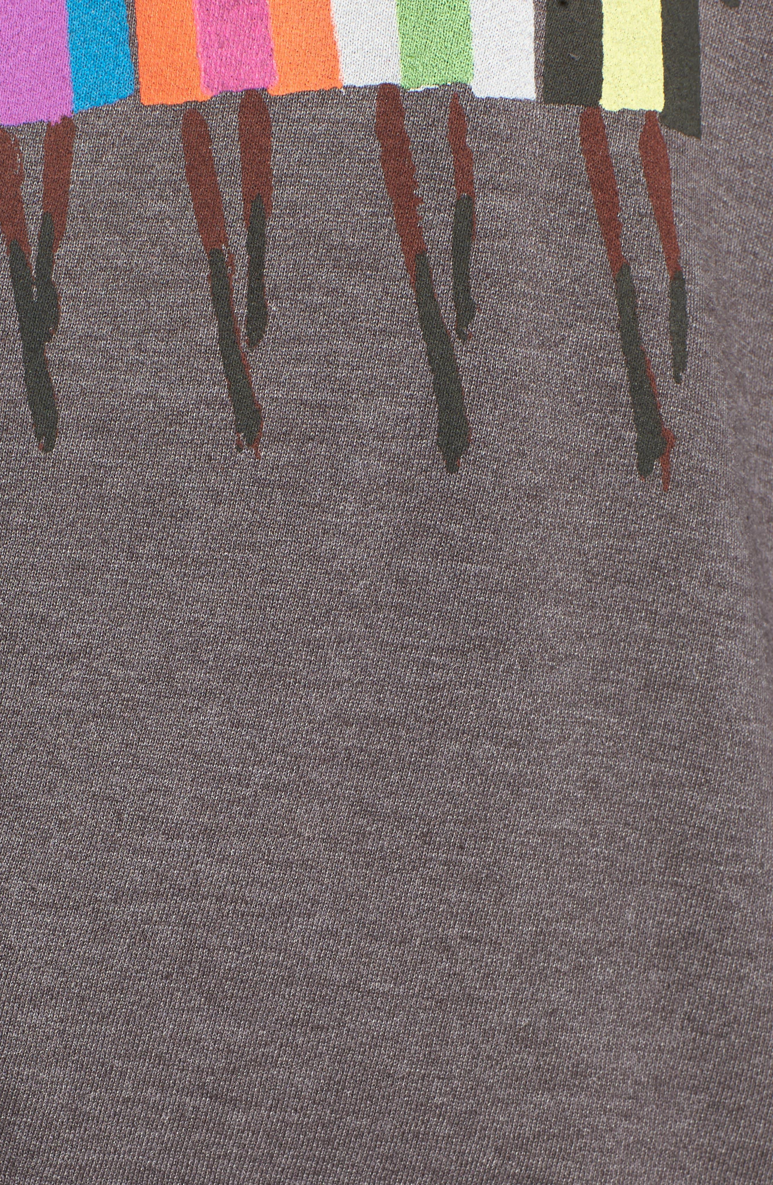 Alternate Image 5  - Junk Food Donald Robertson Girls Sweatshirt