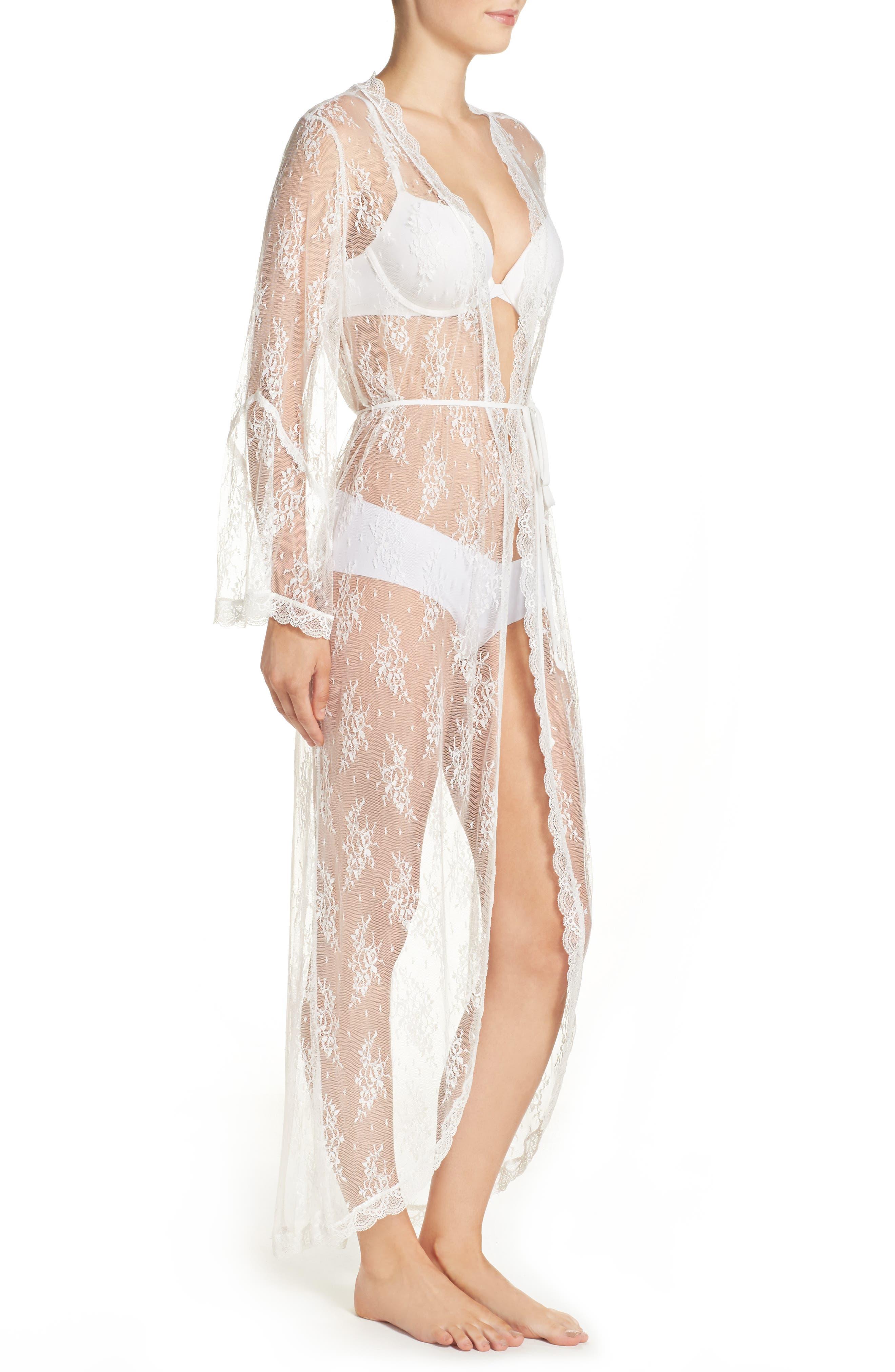 Alternate Image 3  - Jonquil Lace Wrap