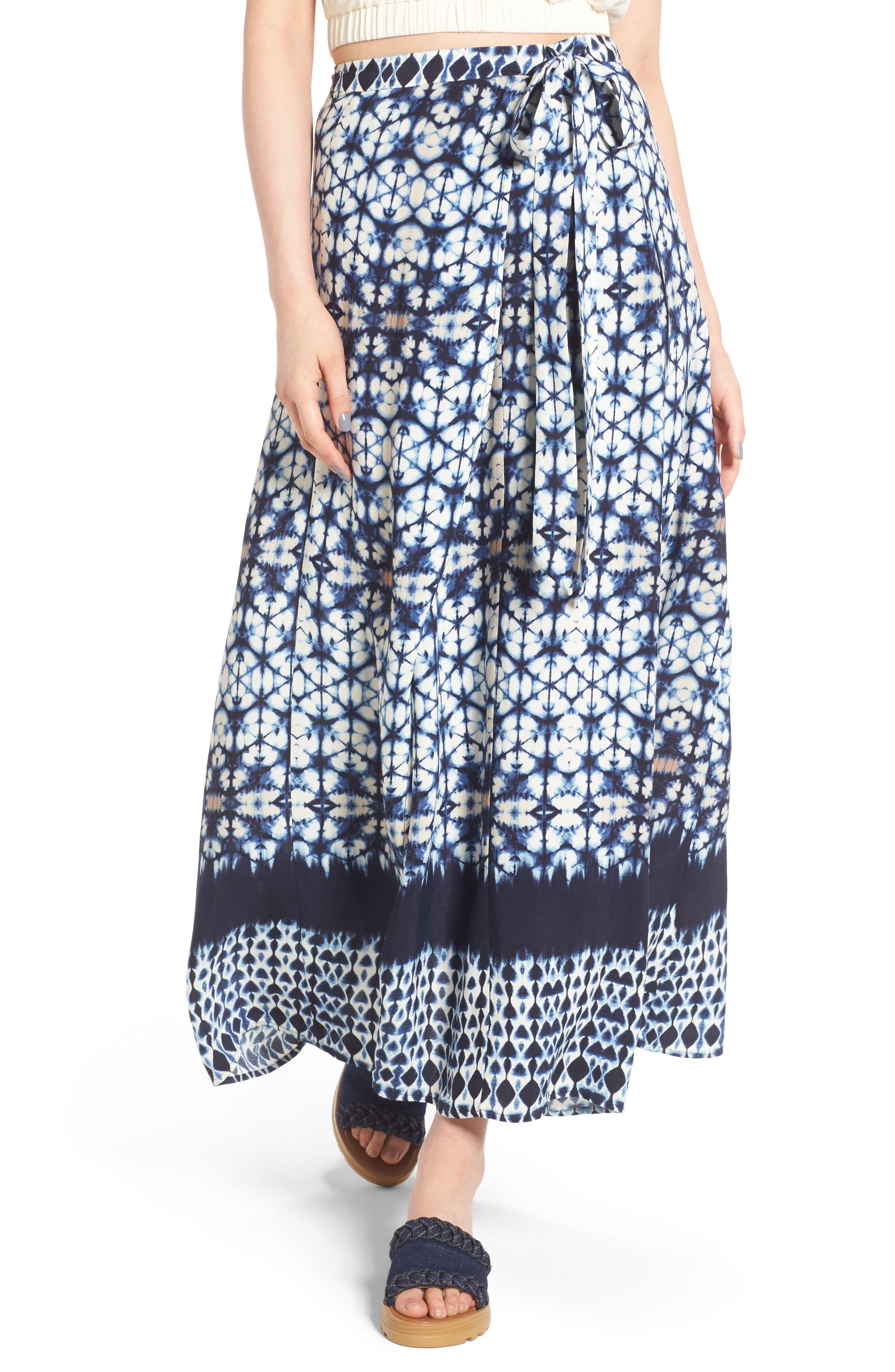 ASTR the Label Mariel Maxi Skirt