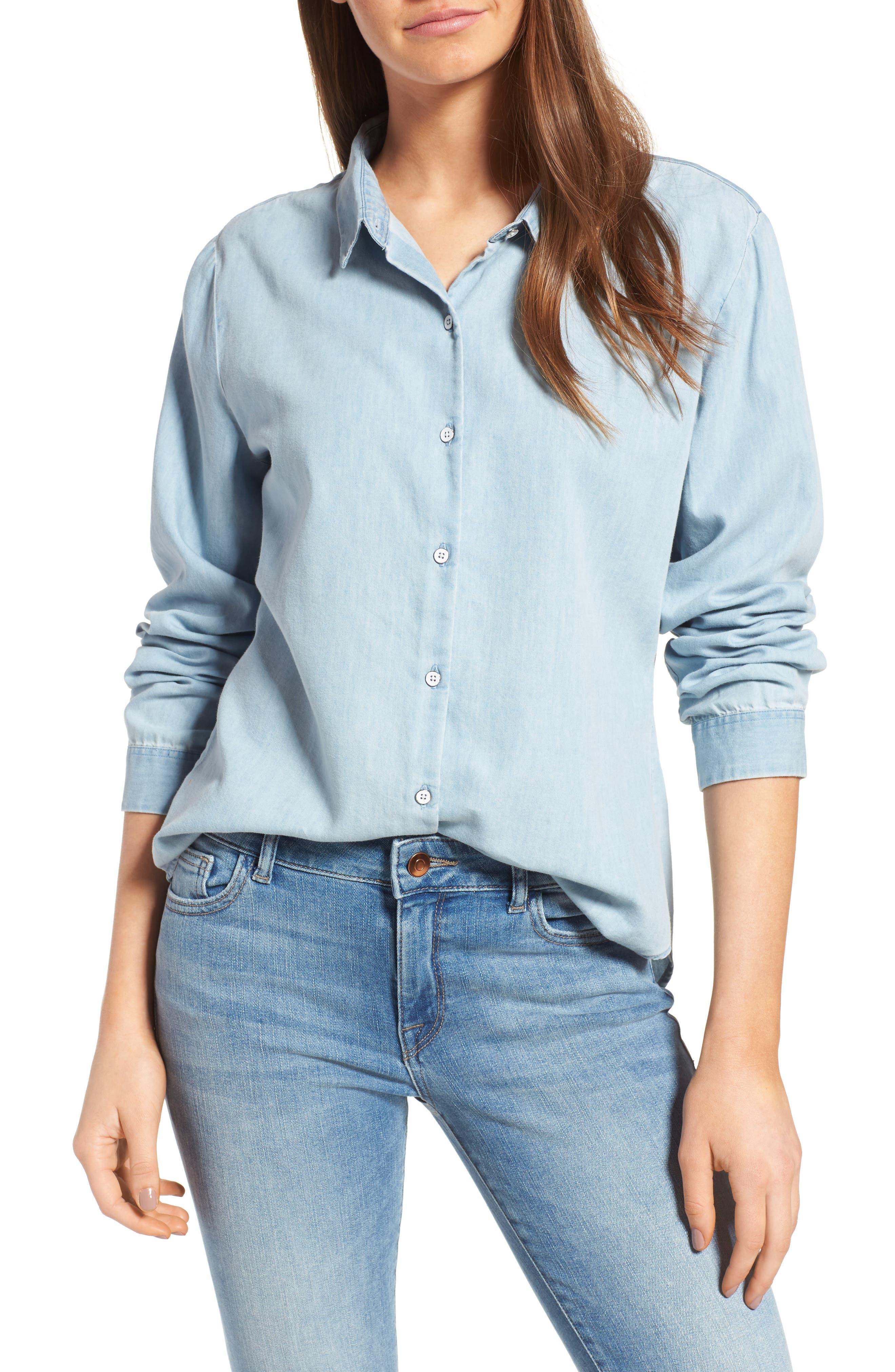 DL1961 W4TH & Jane Shirt