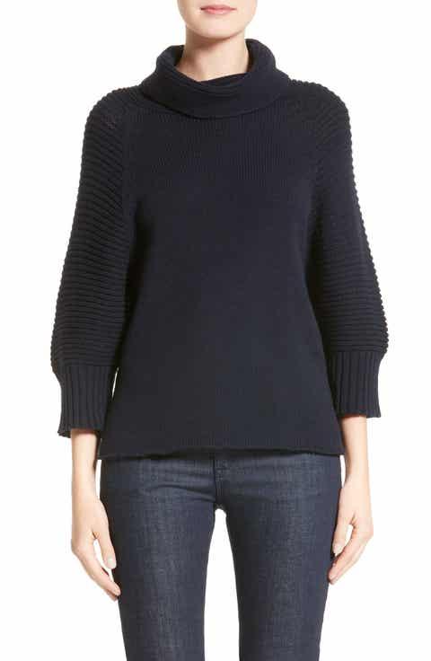 Armani Collezioni Interlock Wool   Cashmere Sweater