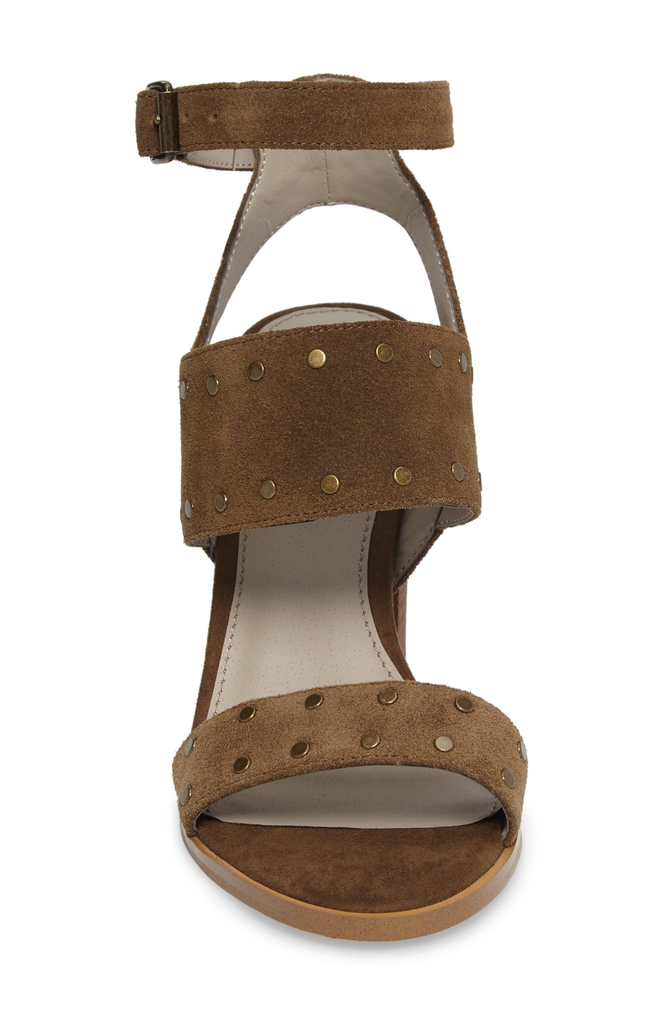 Alternate Image 4  - Hinge Corrine Ankle Strap Sandal (Women)