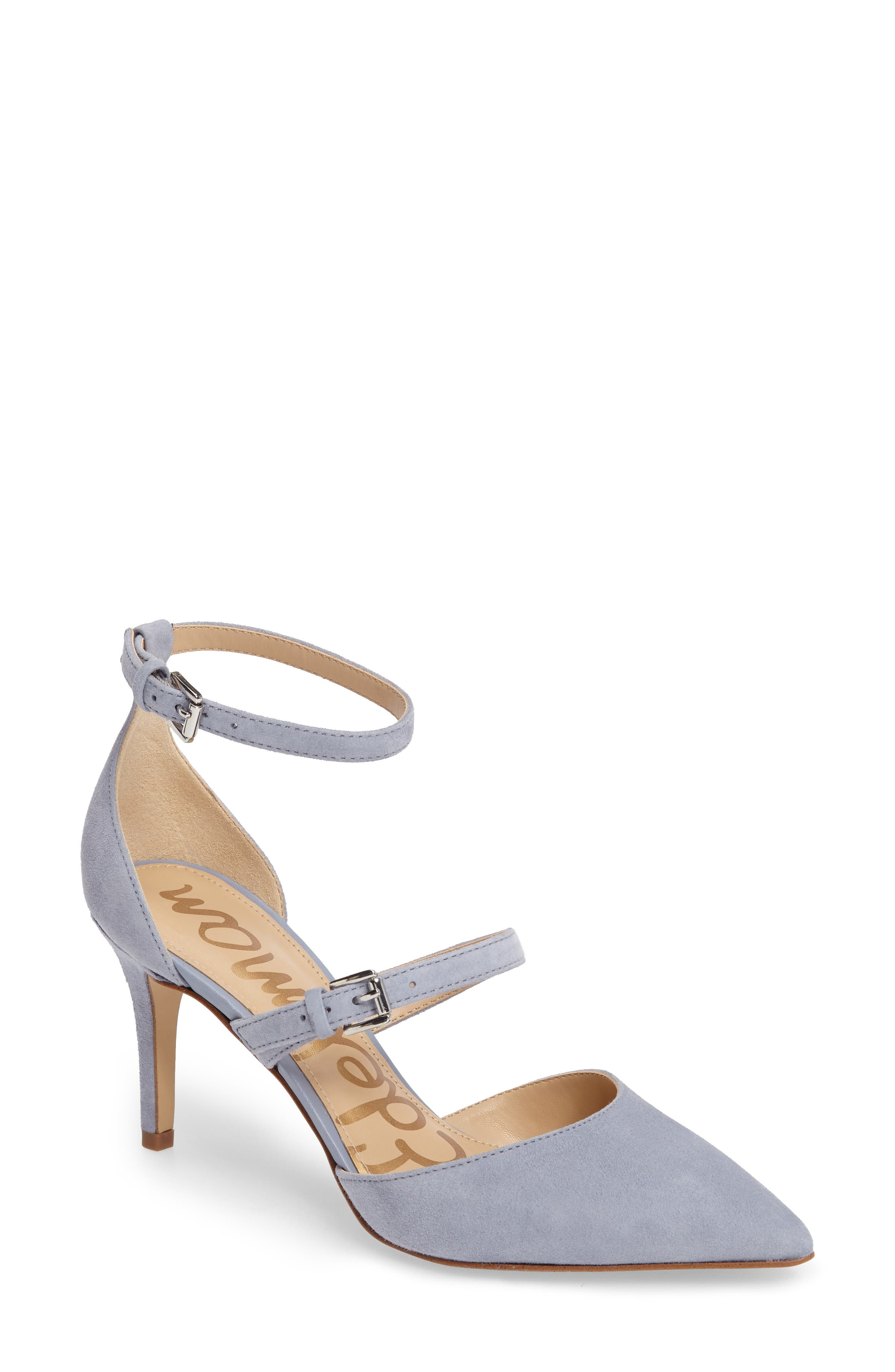 Main Image - Sam Edelman 'Thea' Strappy Pump (Women)