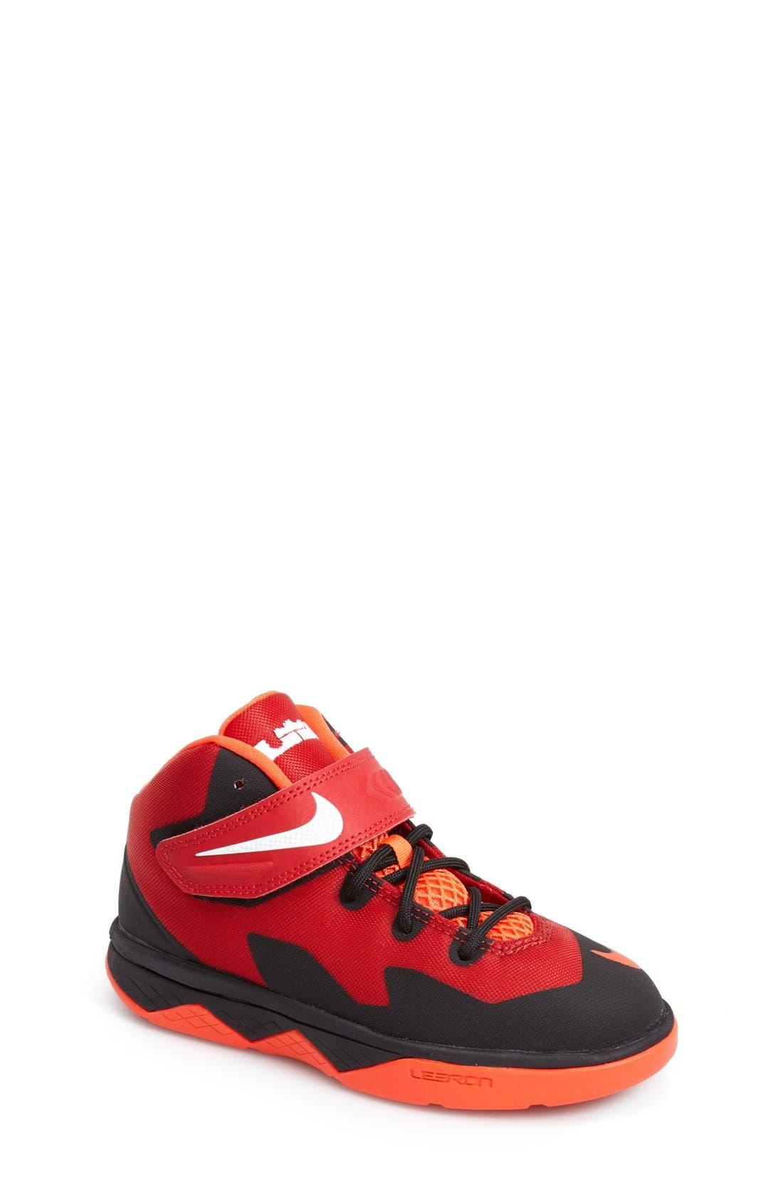 nike zoom lebron soldier viii basketball shoe toddler