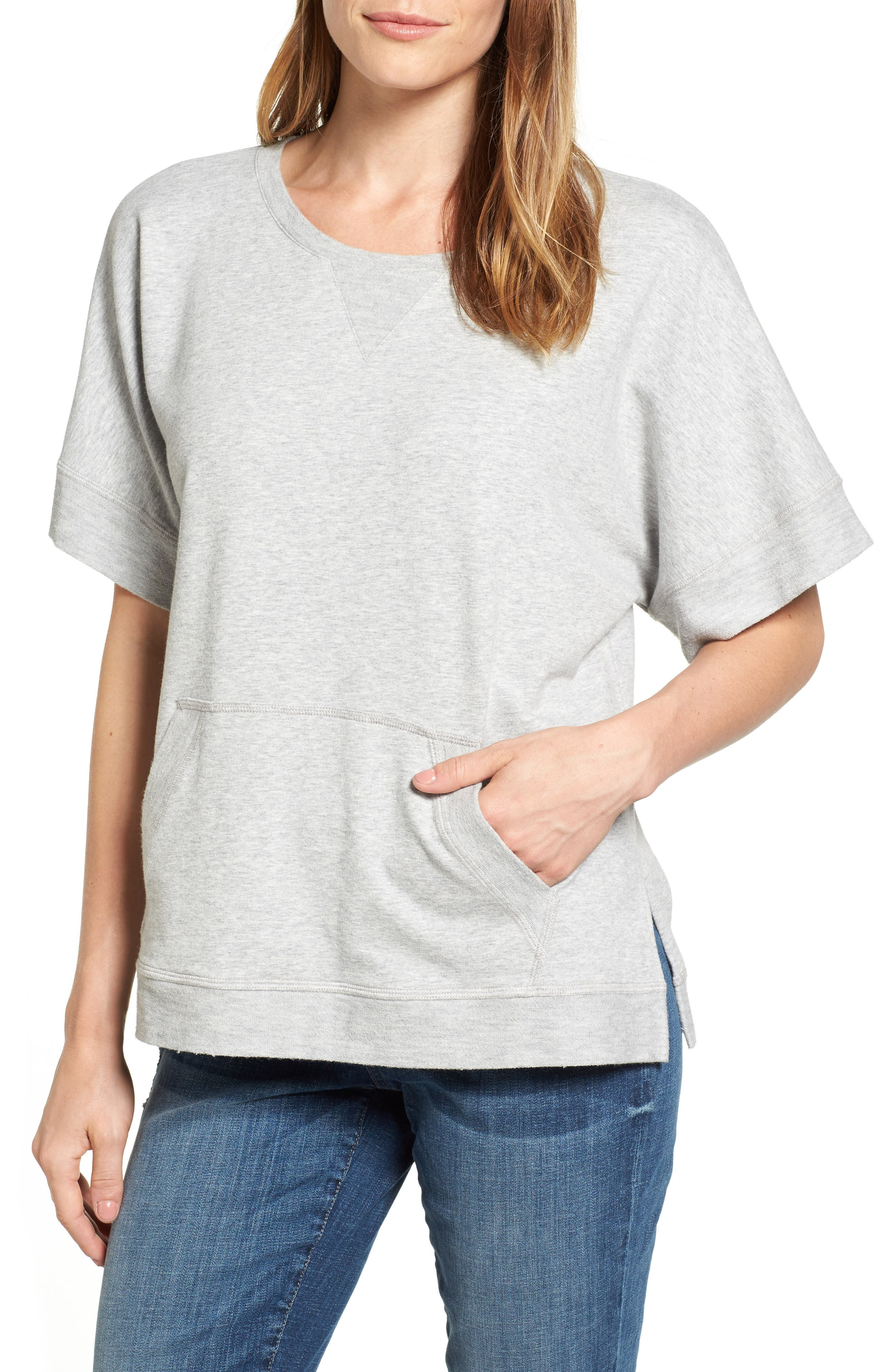 Two by Vince Camuto French Terry Sweatshirt