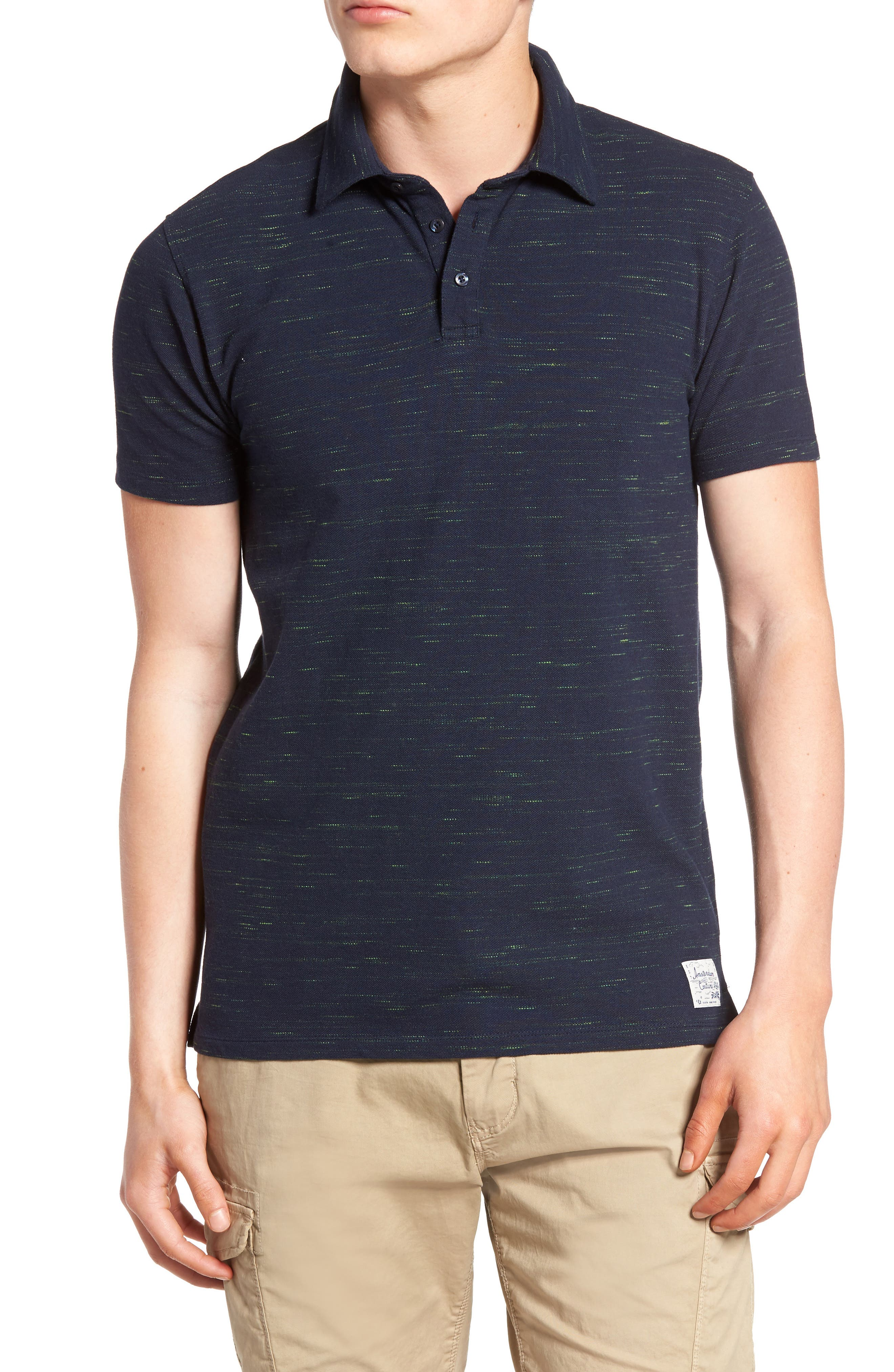 Scotch & Soda Mélange Polo
