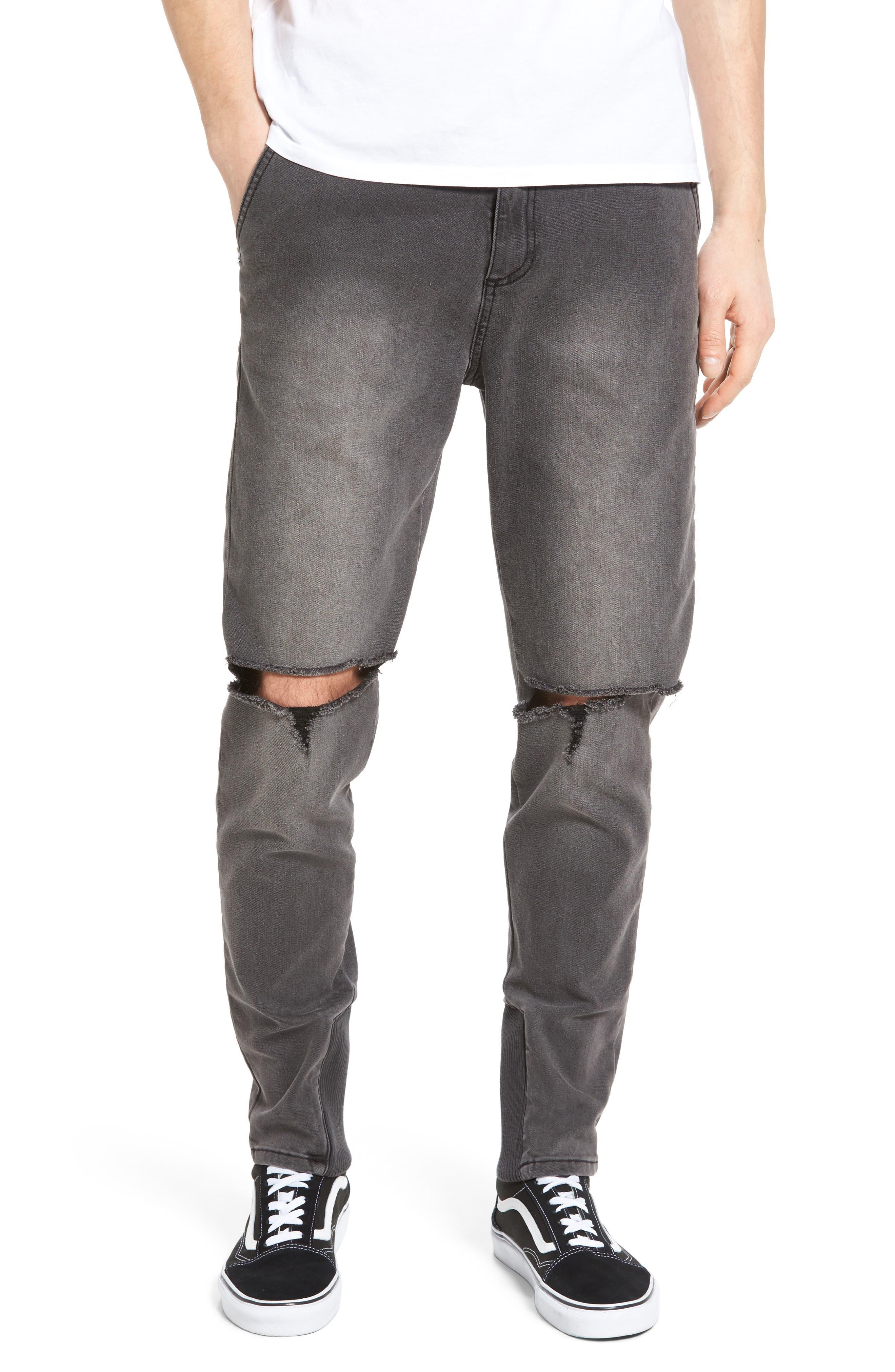 ZANEROBE Sharpshot Slouchy Skinny Fit Jeans