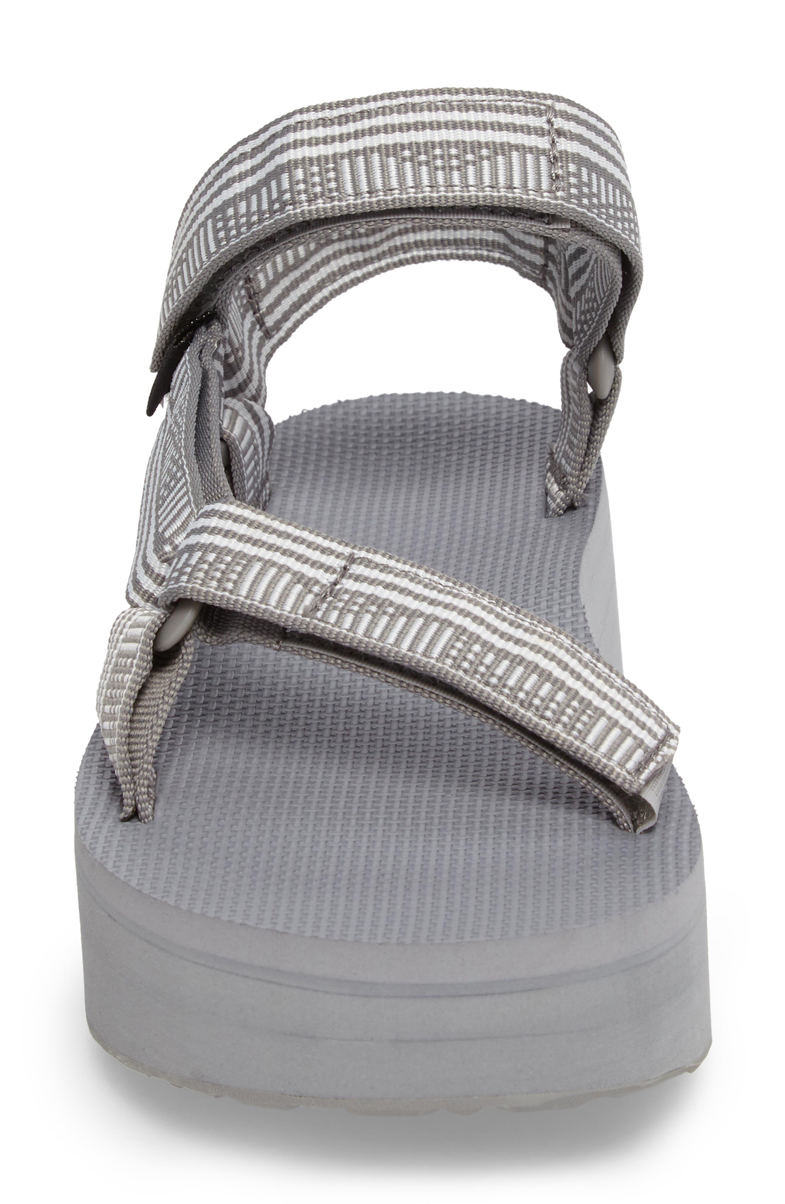 Alternate Image 4  - Teva 'Universal' Flatform Sandal (Women)