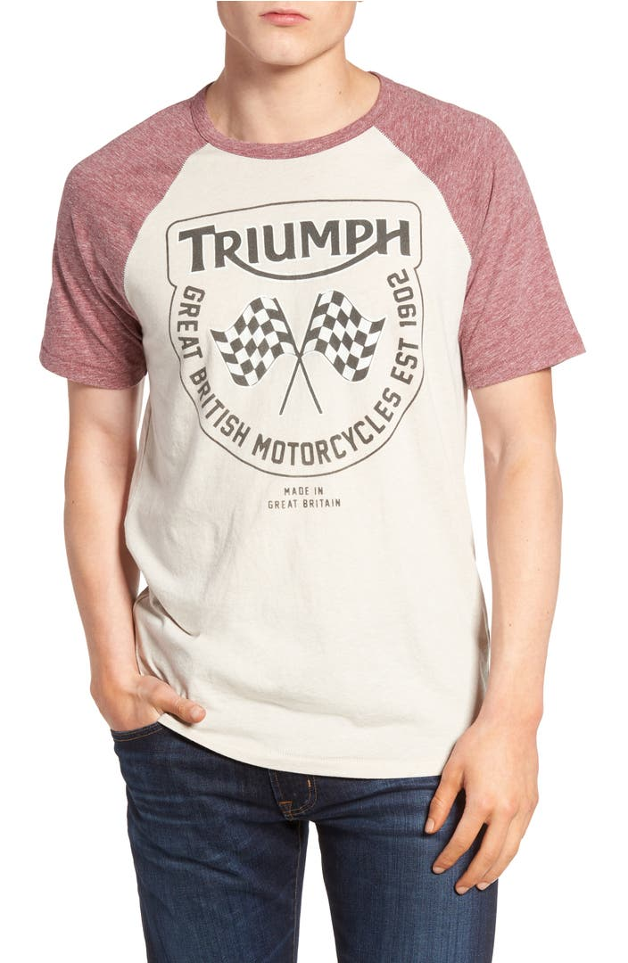 Lucky Brand Triumph Flags Graphic T Shirt Nordstrom