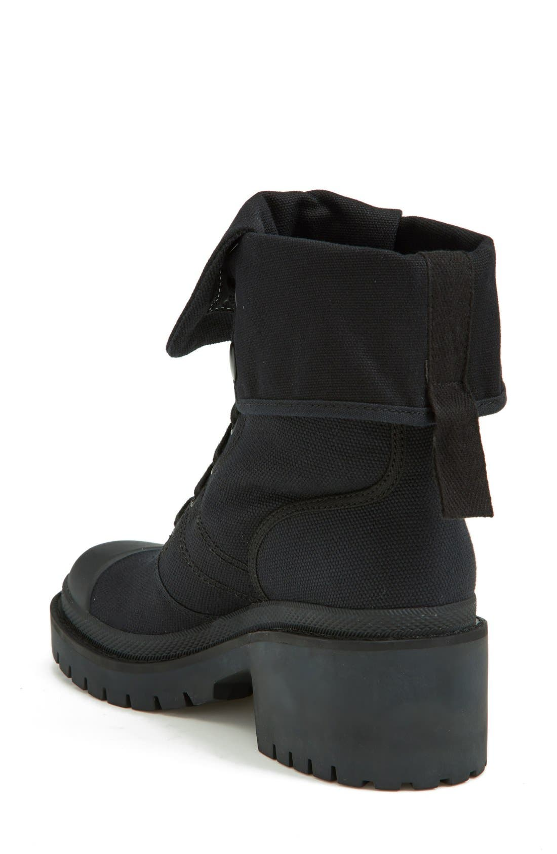 Alternate Image 2  - MARC BY MARC JACOBS Canvas Boot (Women)