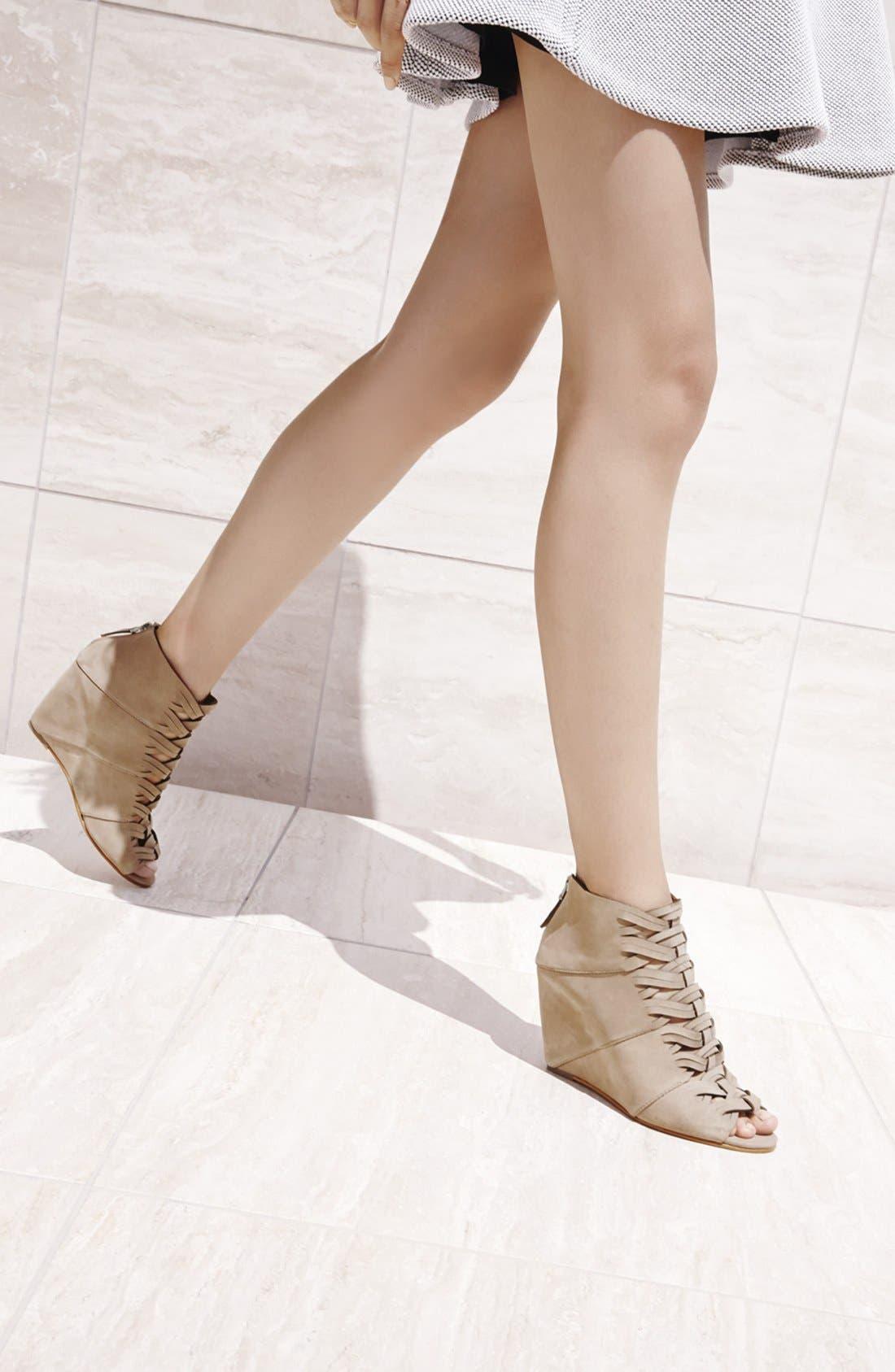 Alternate Image 7  - Kork-Ease® 'Stina' Leather Bootie (Women)