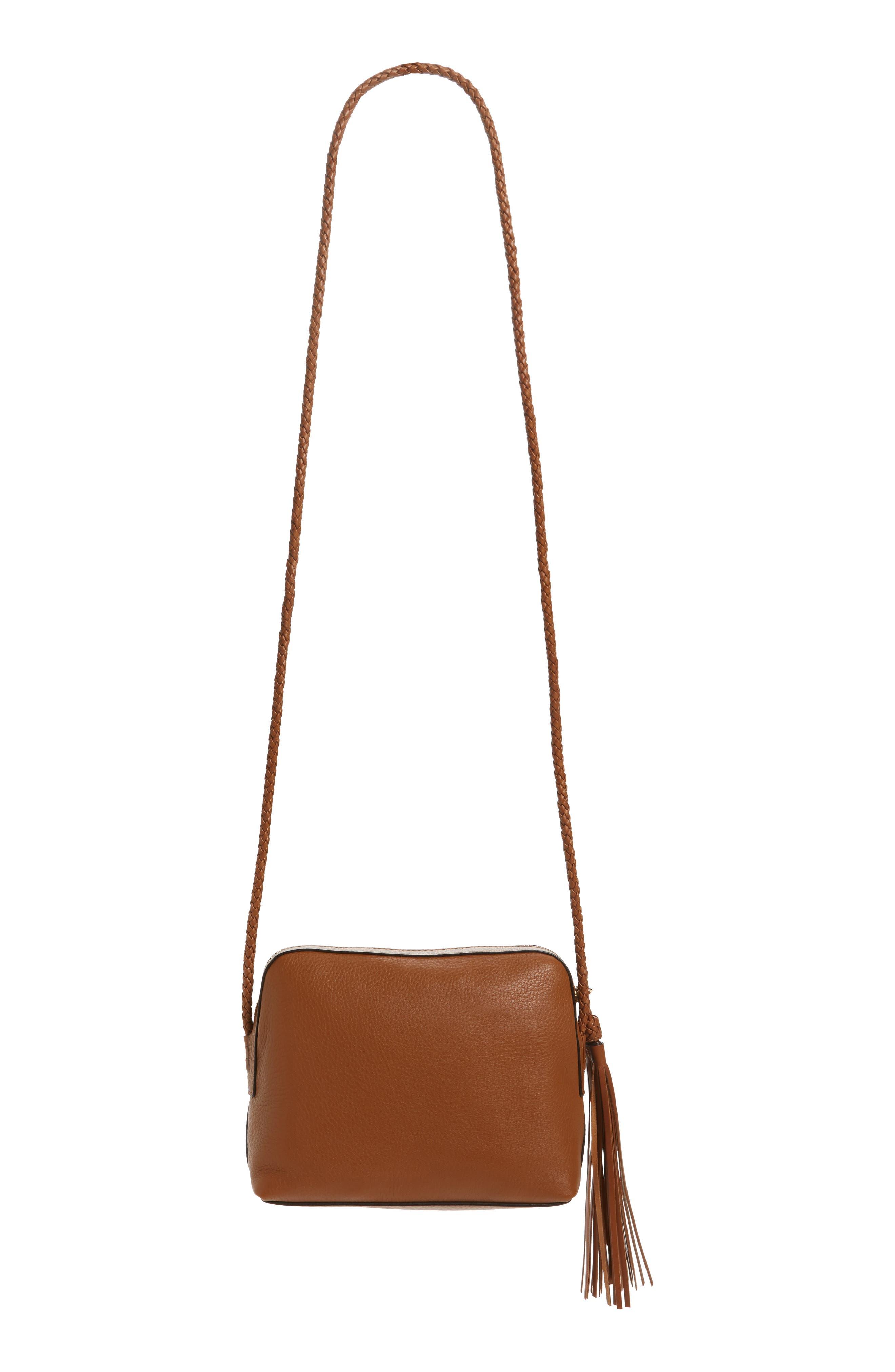 Alternate Image 2  - Tory Burch Taylor Leather Camera Bag