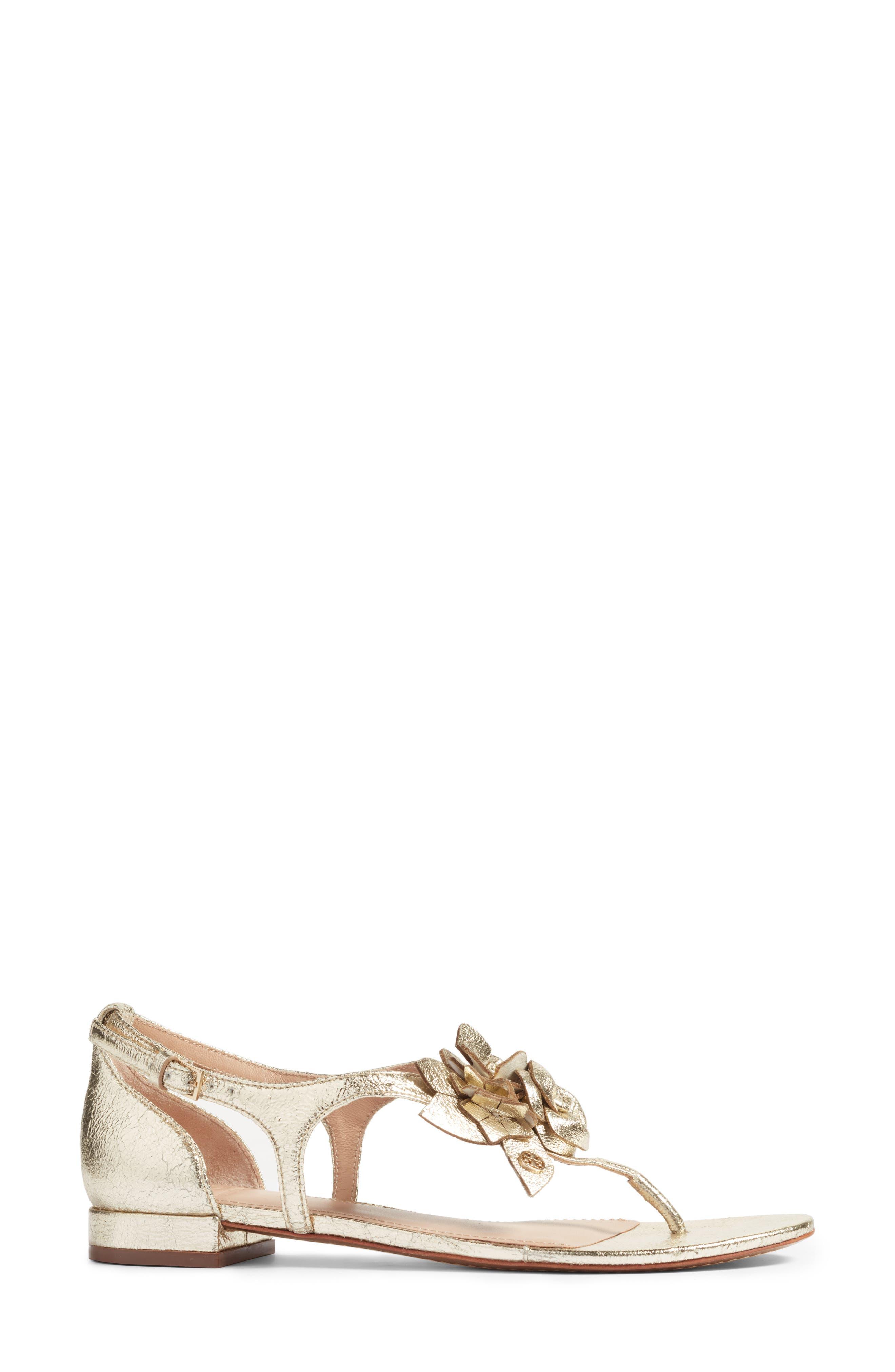 Alternate Image 3  - Tory Burch Blossom Sandal (Women)